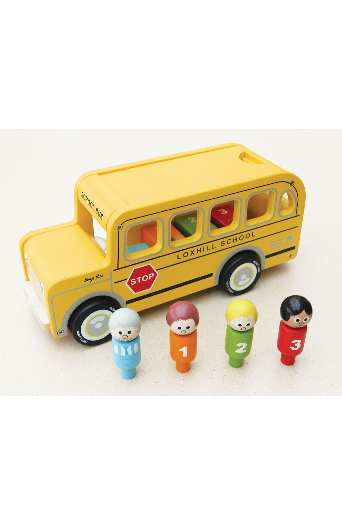 Alternate Image 2  - Indigo Jamm Benji School Bus