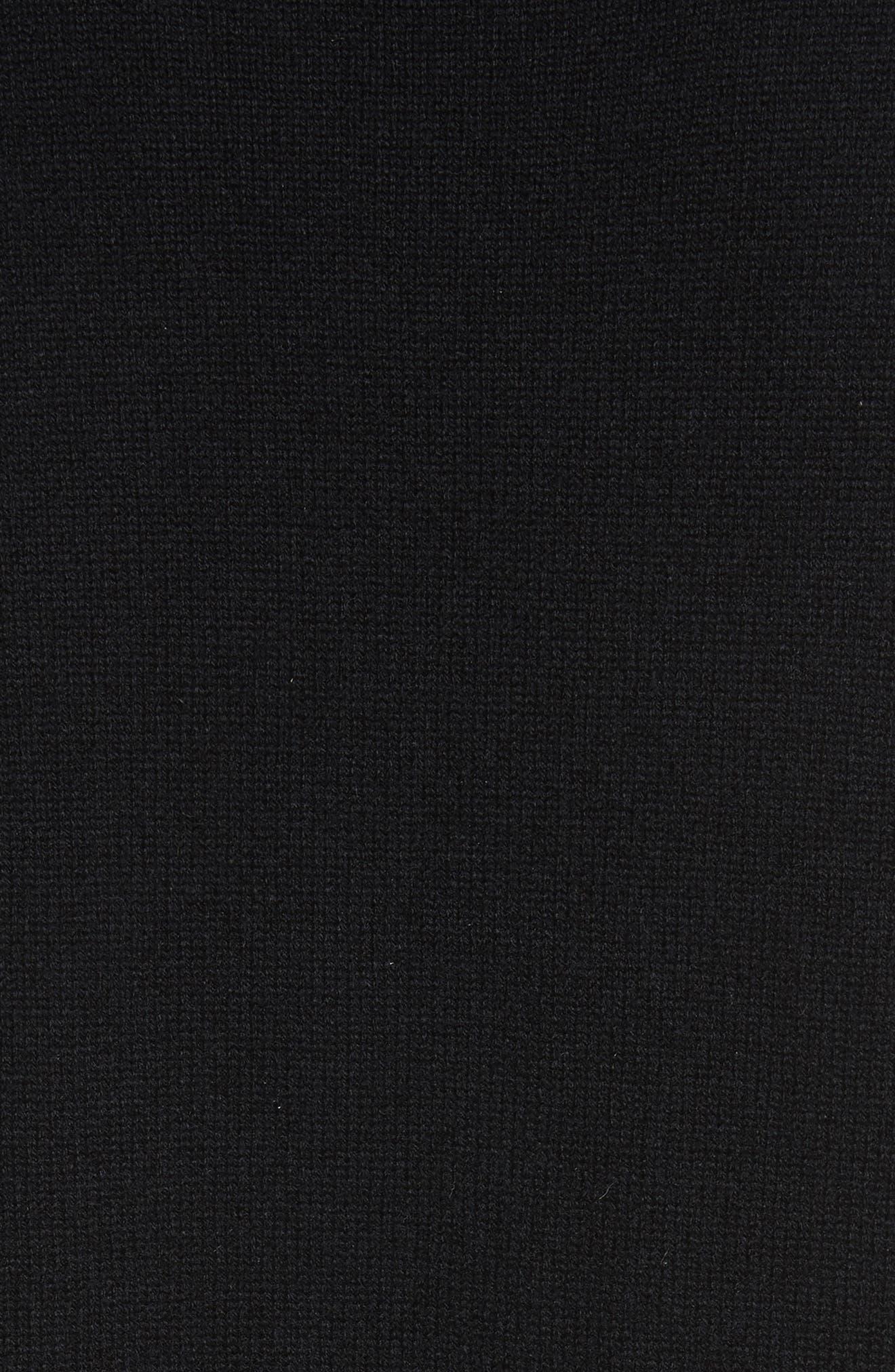 Alternate Image 5  - MARC JACOBS Beaded Fringe Wool & Cashmere Dress