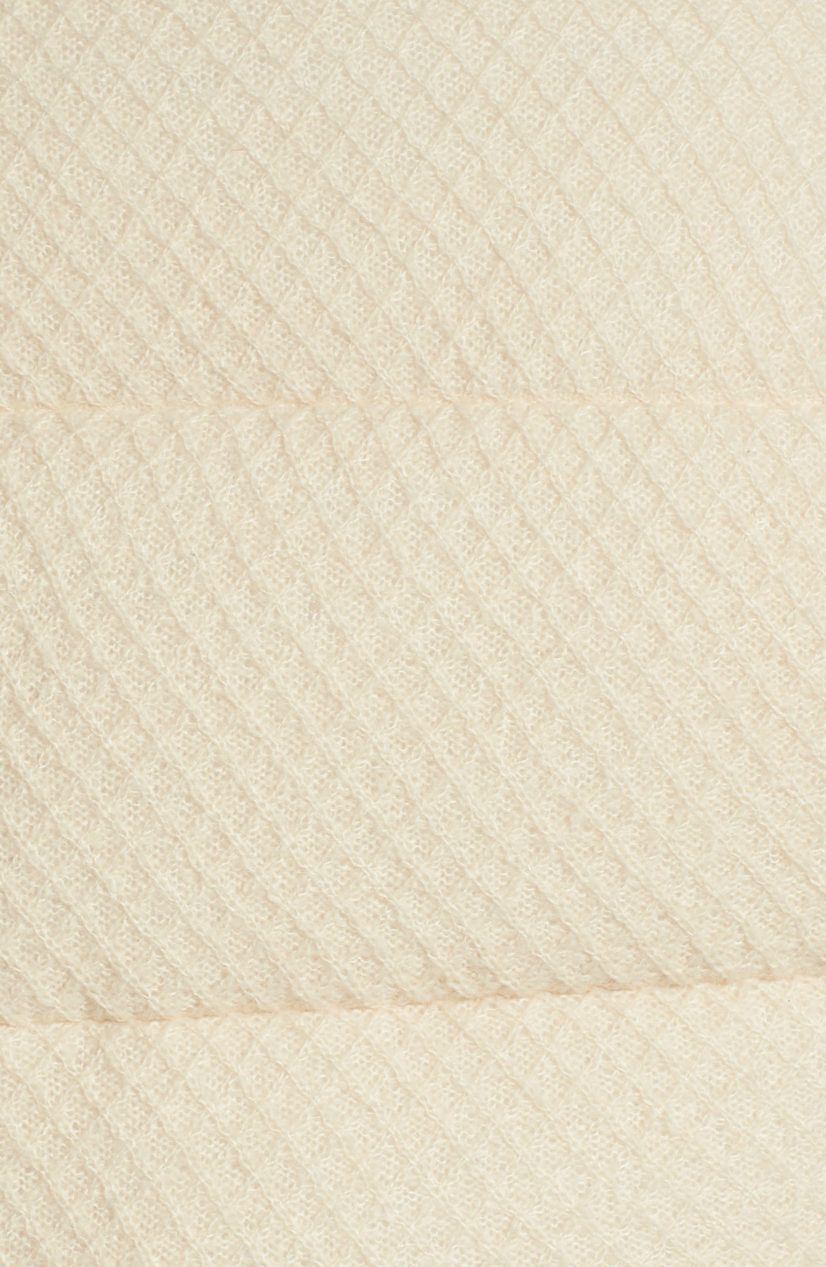 Alternate Image 5  - BP. Knit Puffer Jacket