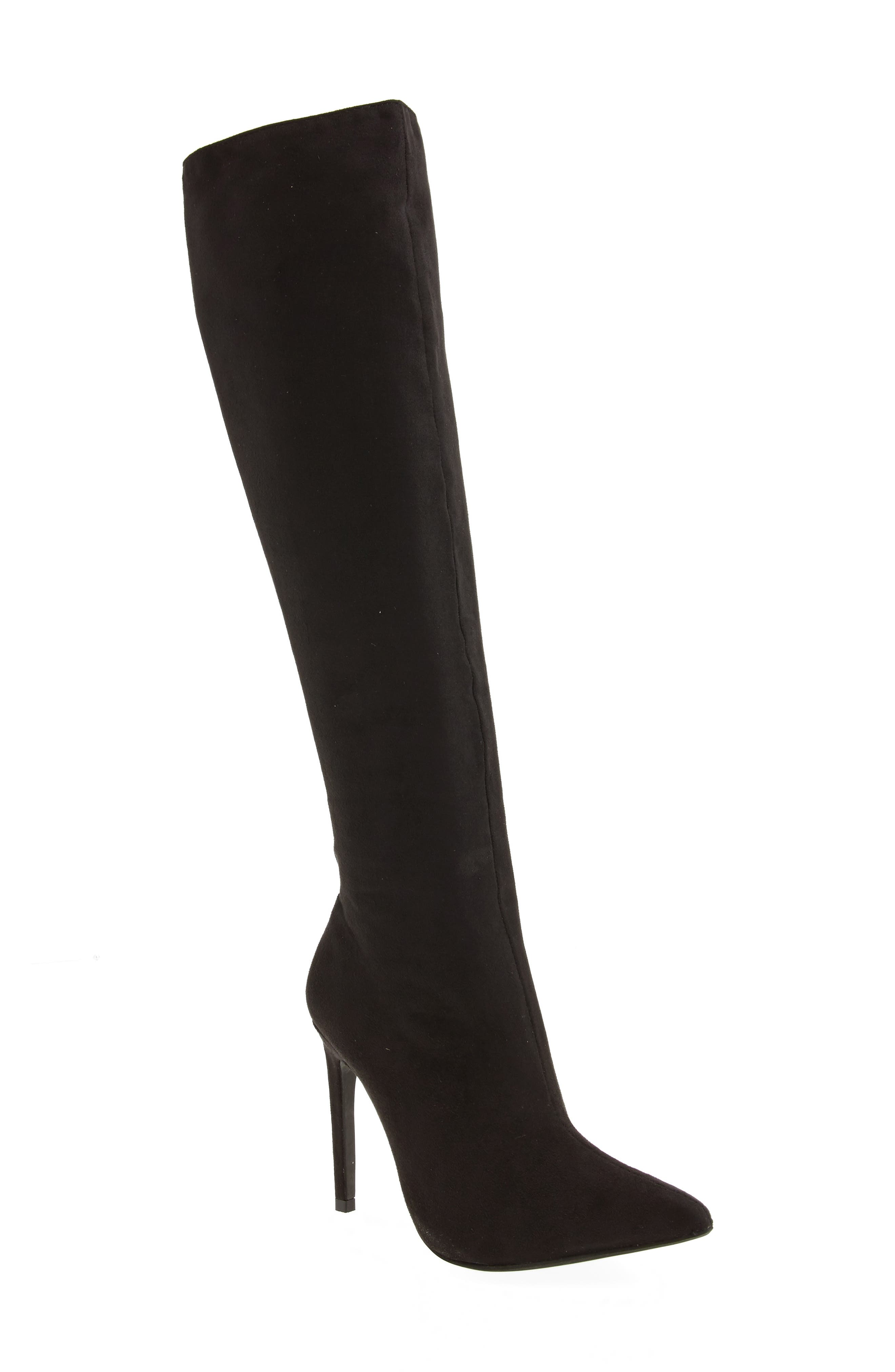 Jeffrey Campbell Jalouse Knee High Boot (Women)