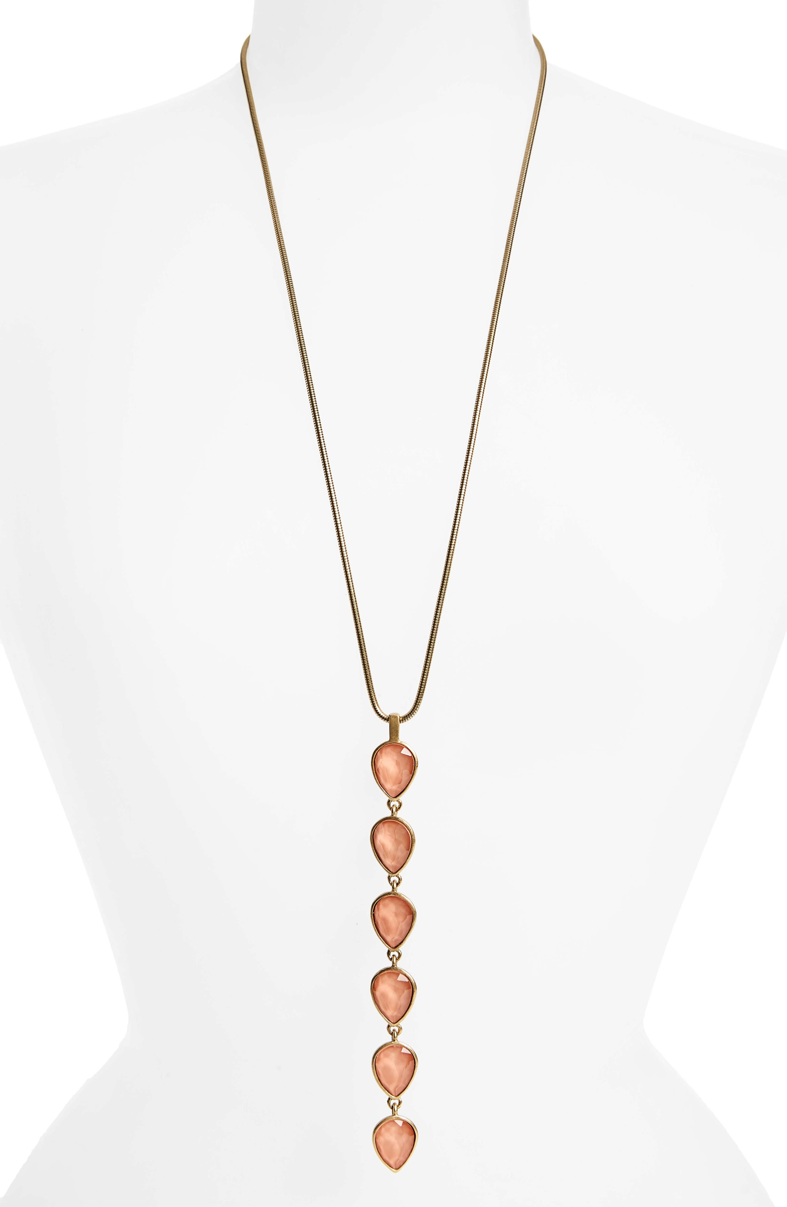 Main Image - Loren Hope Sydney Pendant Necklace