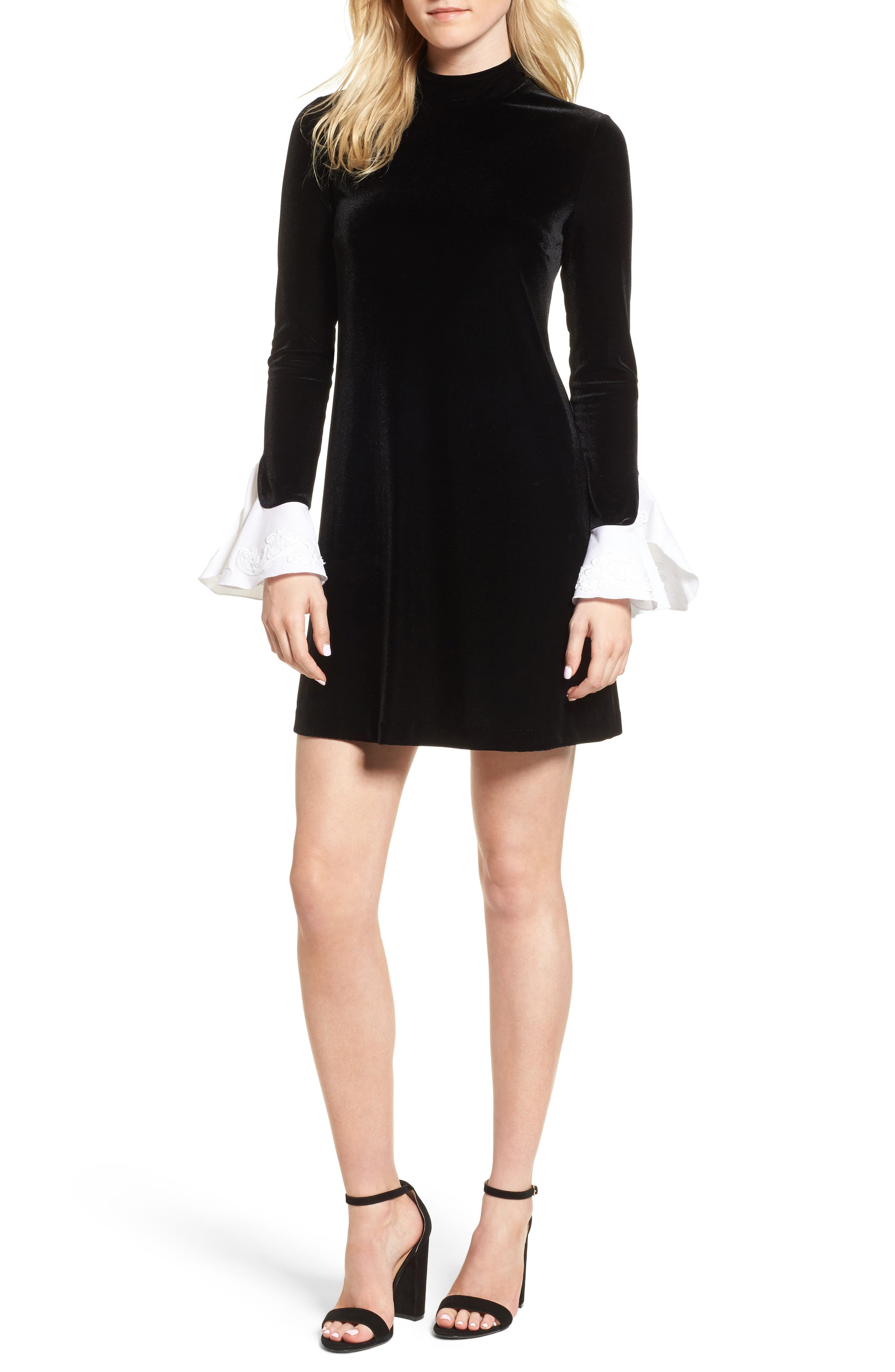 Bailey 44 Dark Side A-Line Dress