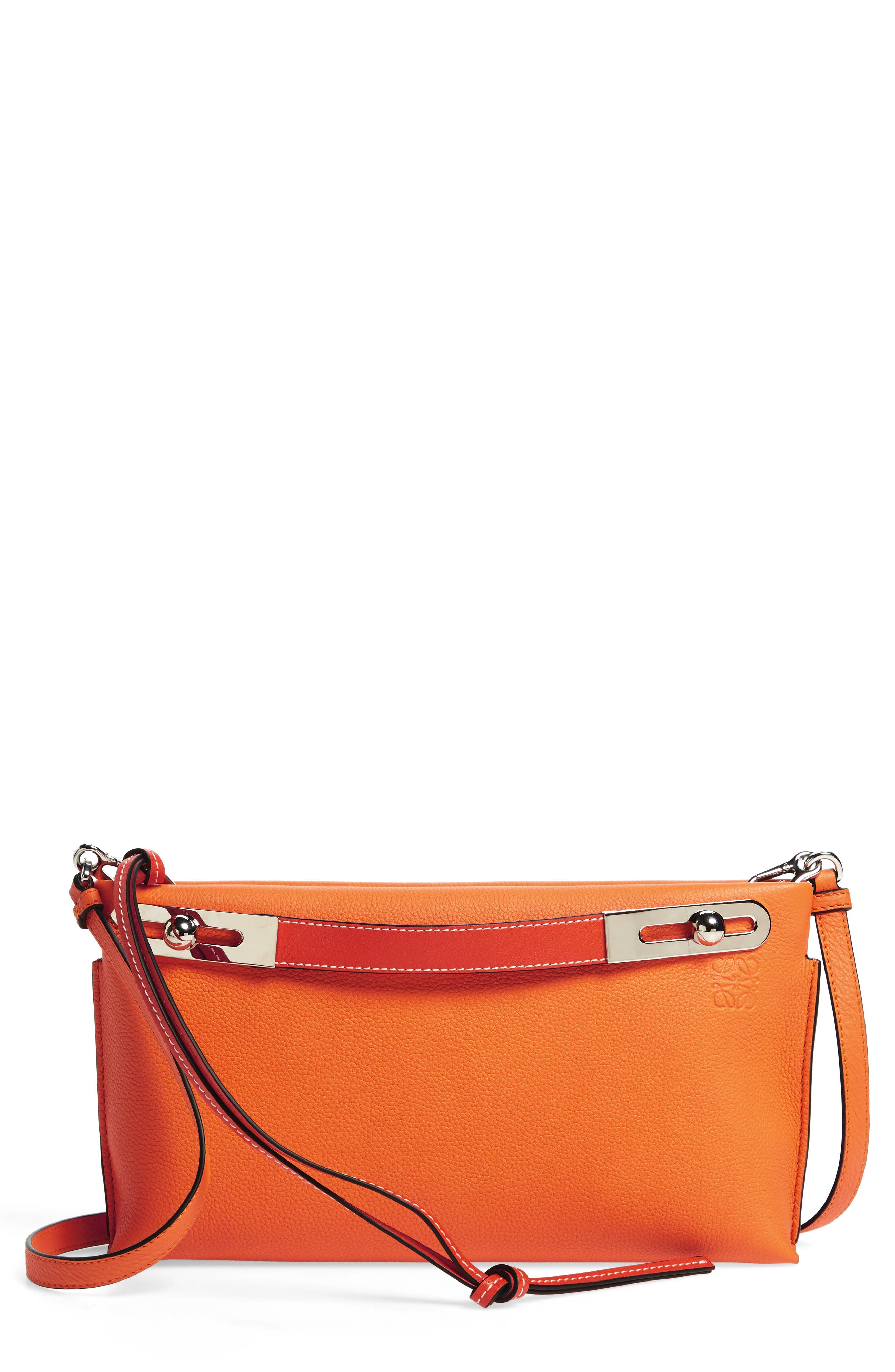 Loewe Small Missy Leather Crossbody Bag