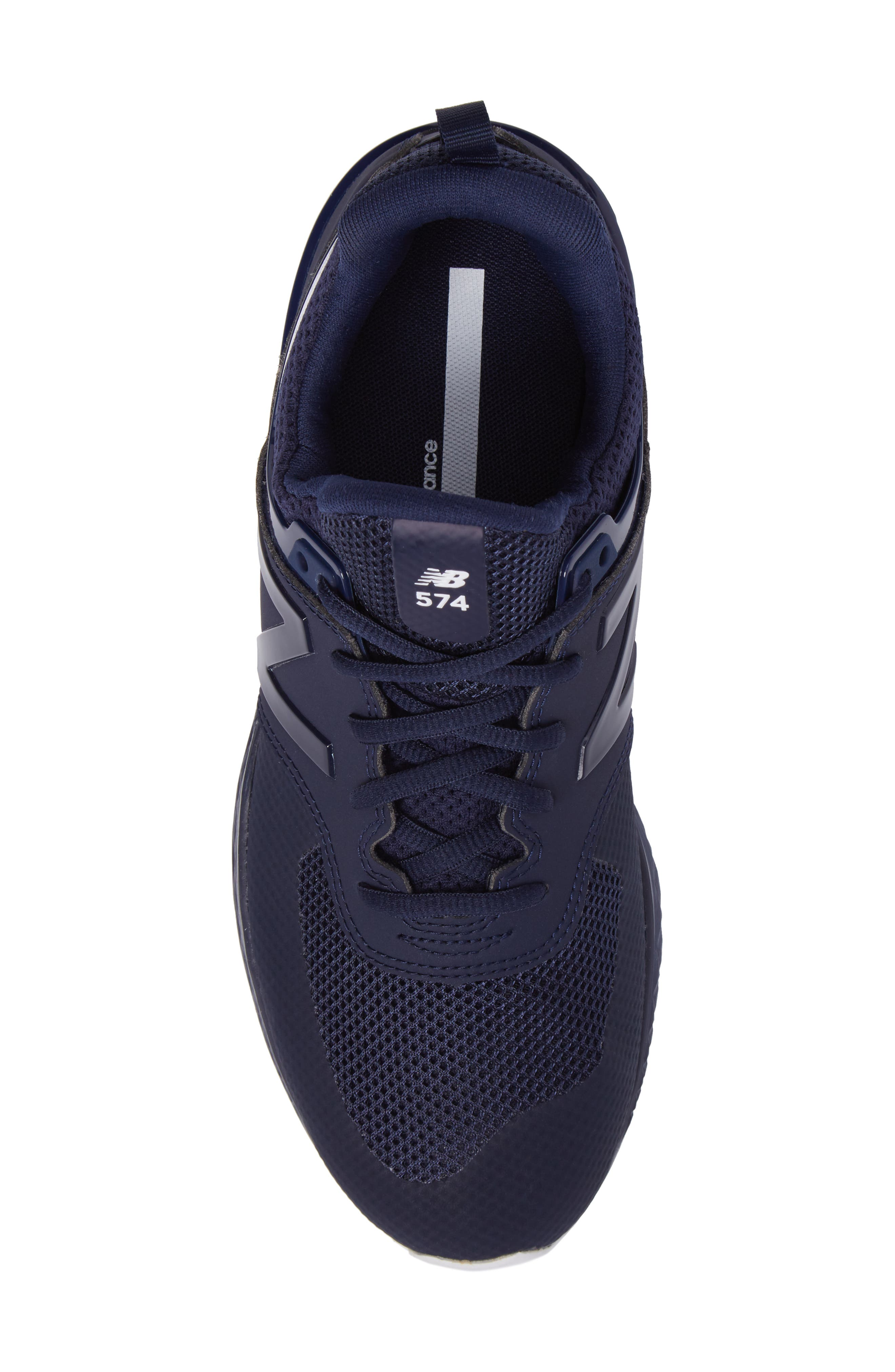 Alternate Image 5  - New Balance 574 Sport Sneaker (Baby, Walker, Toddler, Little Kid & Big Kid)