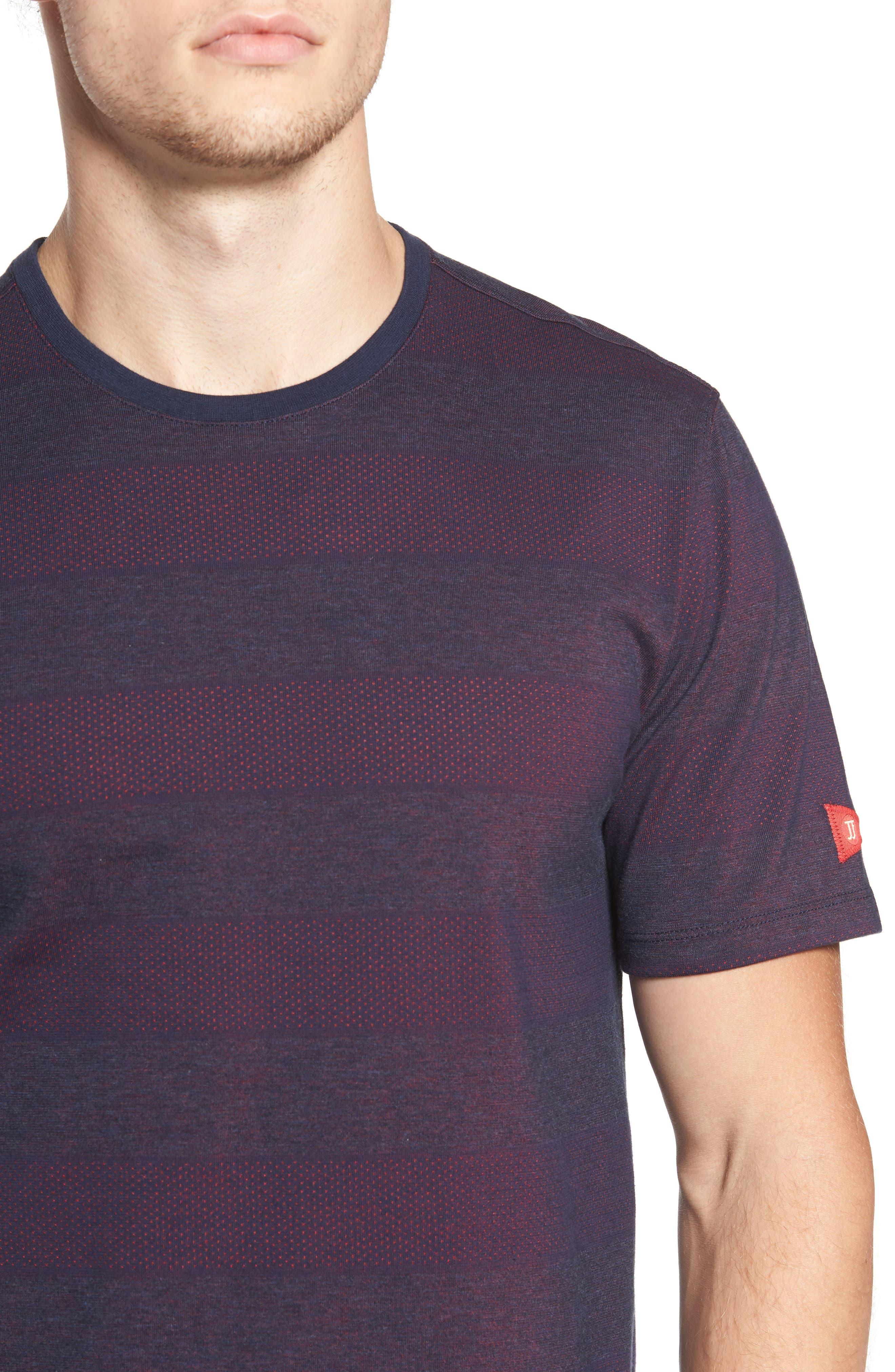 Alternate Image 4  - Hurley Regatta Dri-FIT T-Shirt