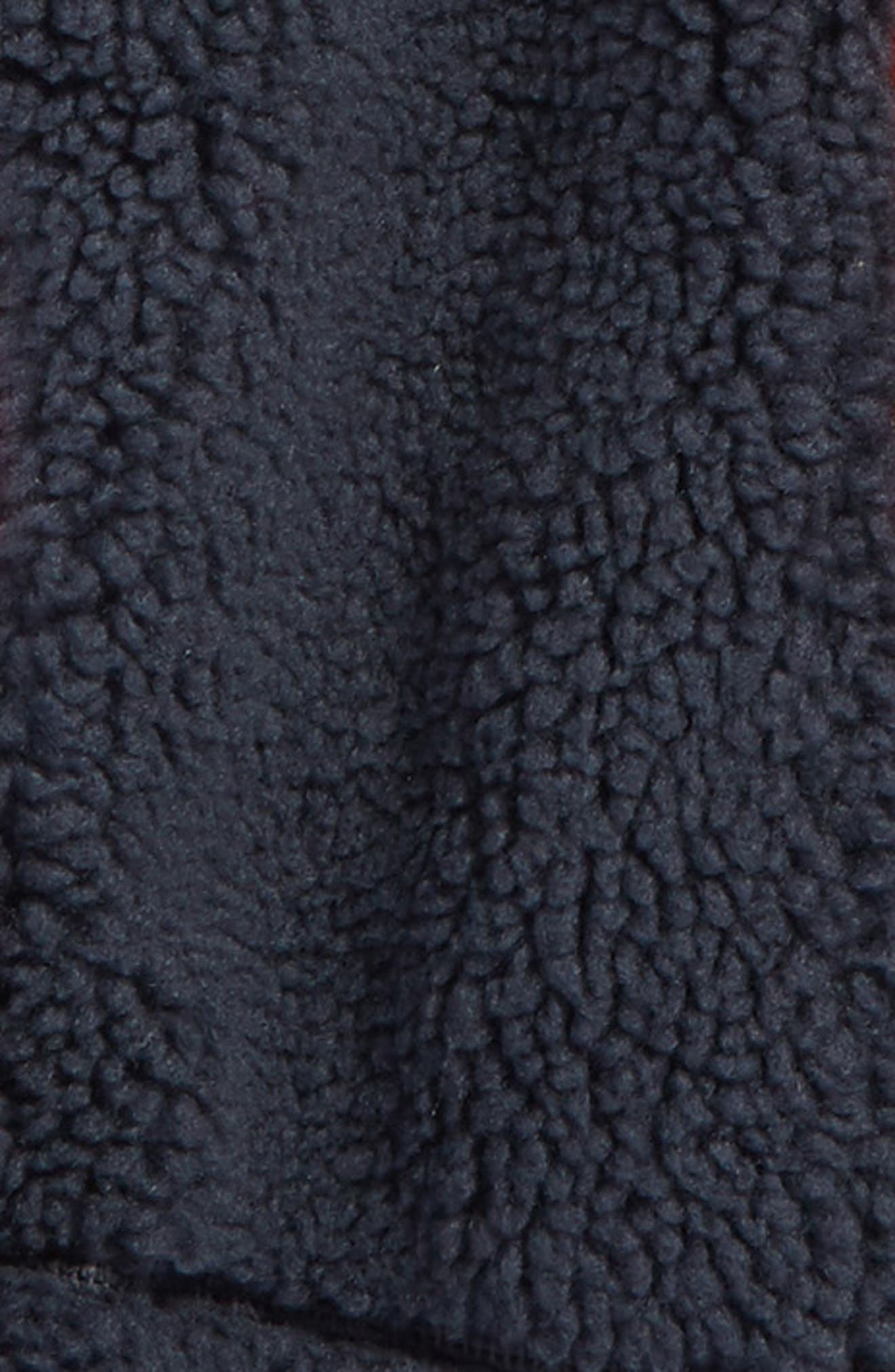 Alternate Image 2  - Patagonia Retro-X Windproof Fleece Jacket (Big Boys)