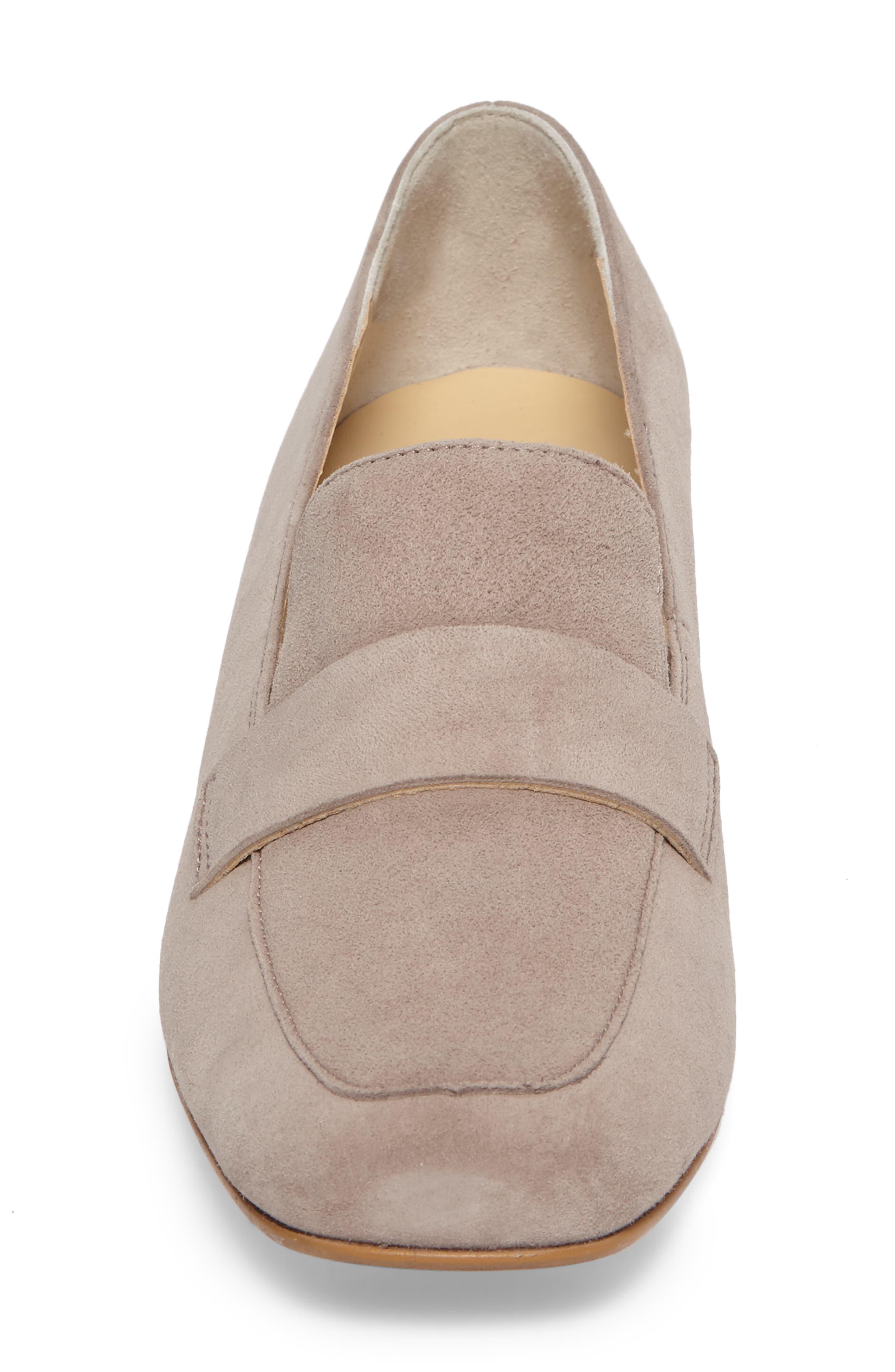 Alternate Image 4  - Paul Green Oscar Block Heel Loafer (Women)