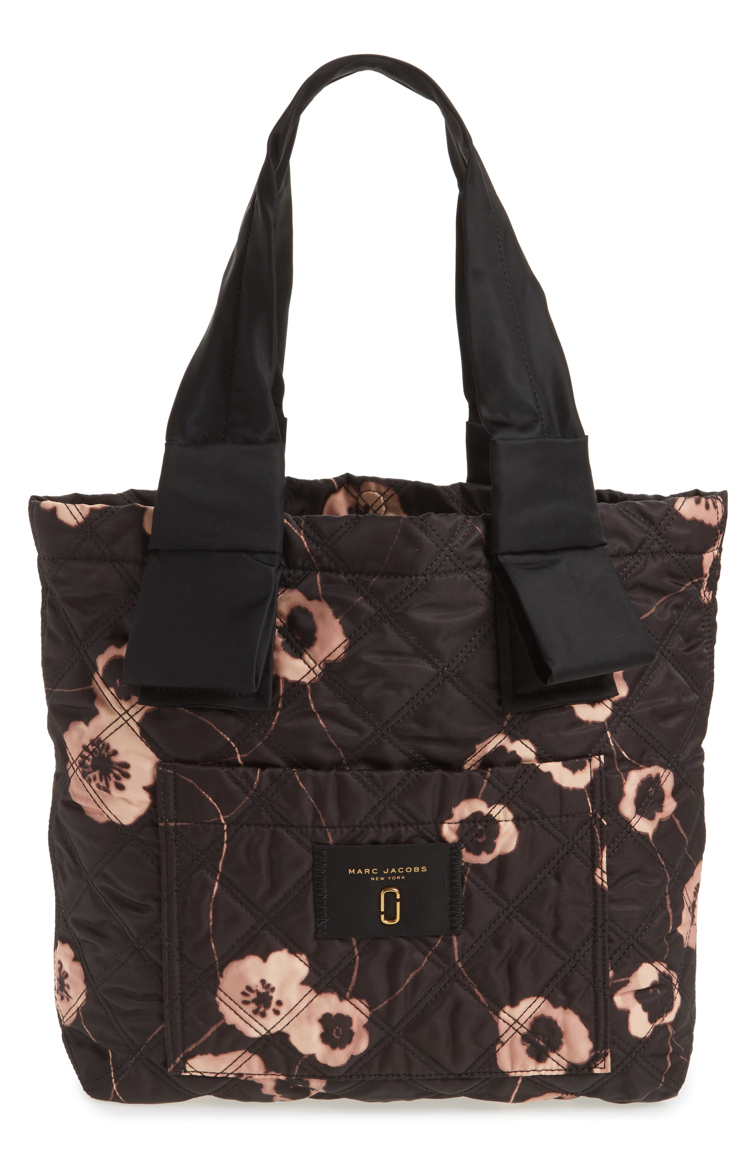 Main Image - MARC JACOBS Small Violet Vines Knot Tote