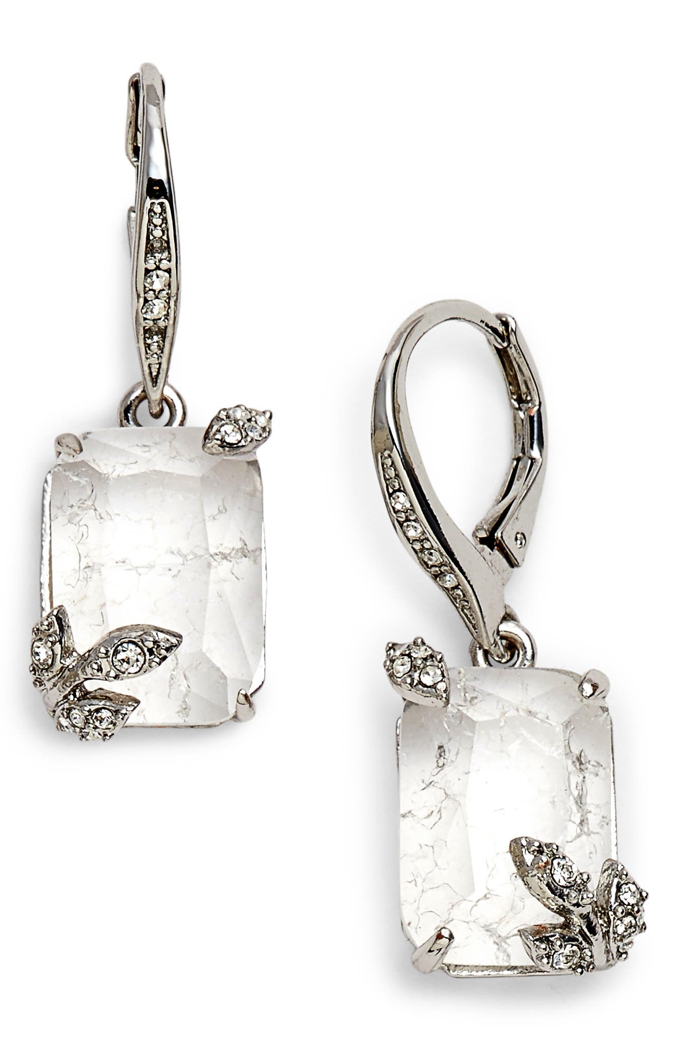 Alternate Image 1 Selected - Jenny Packham Drop Earrings