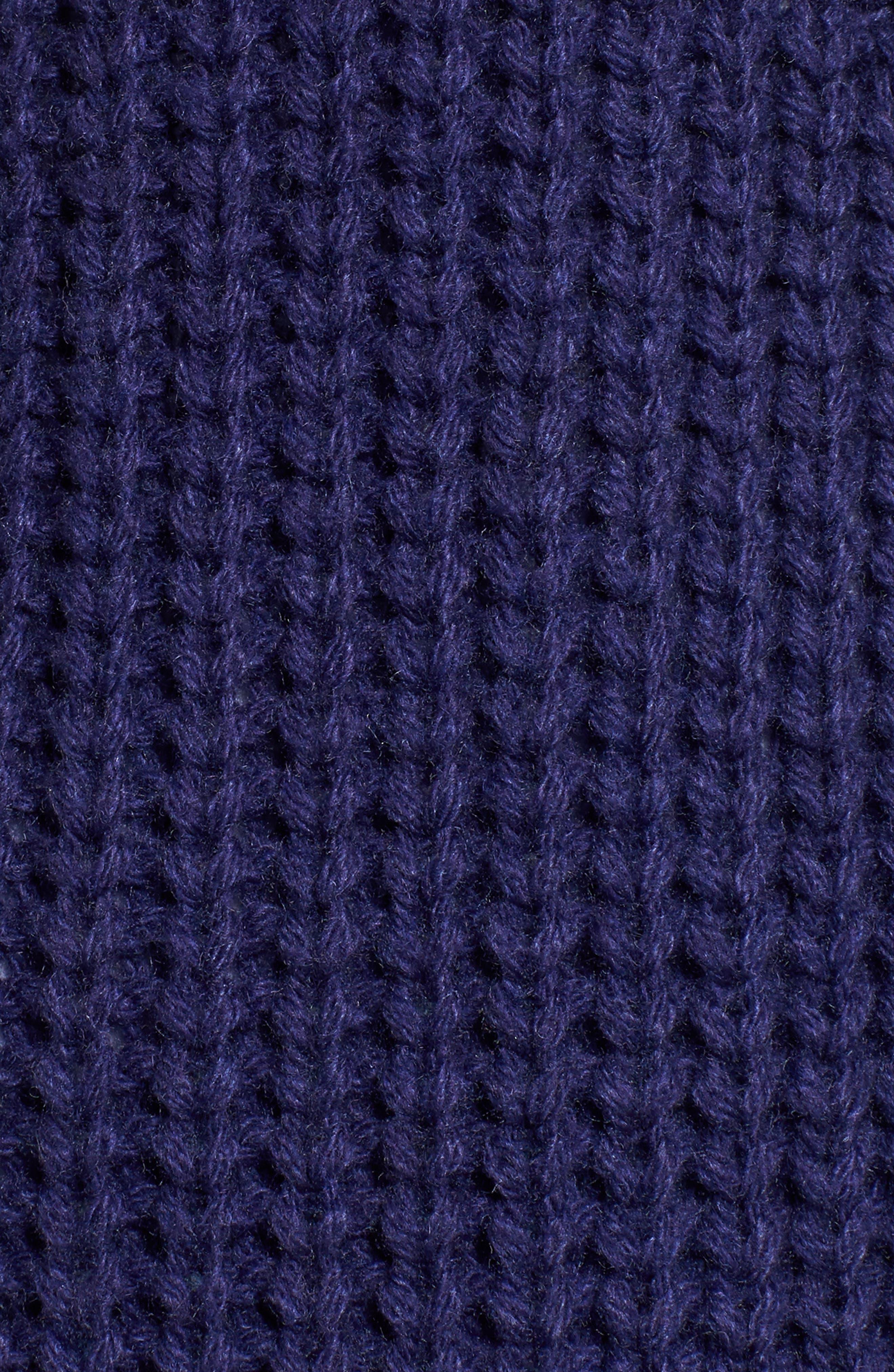 Alternate Image 5  - BP. Shaped Sleeve Longline Cardigan