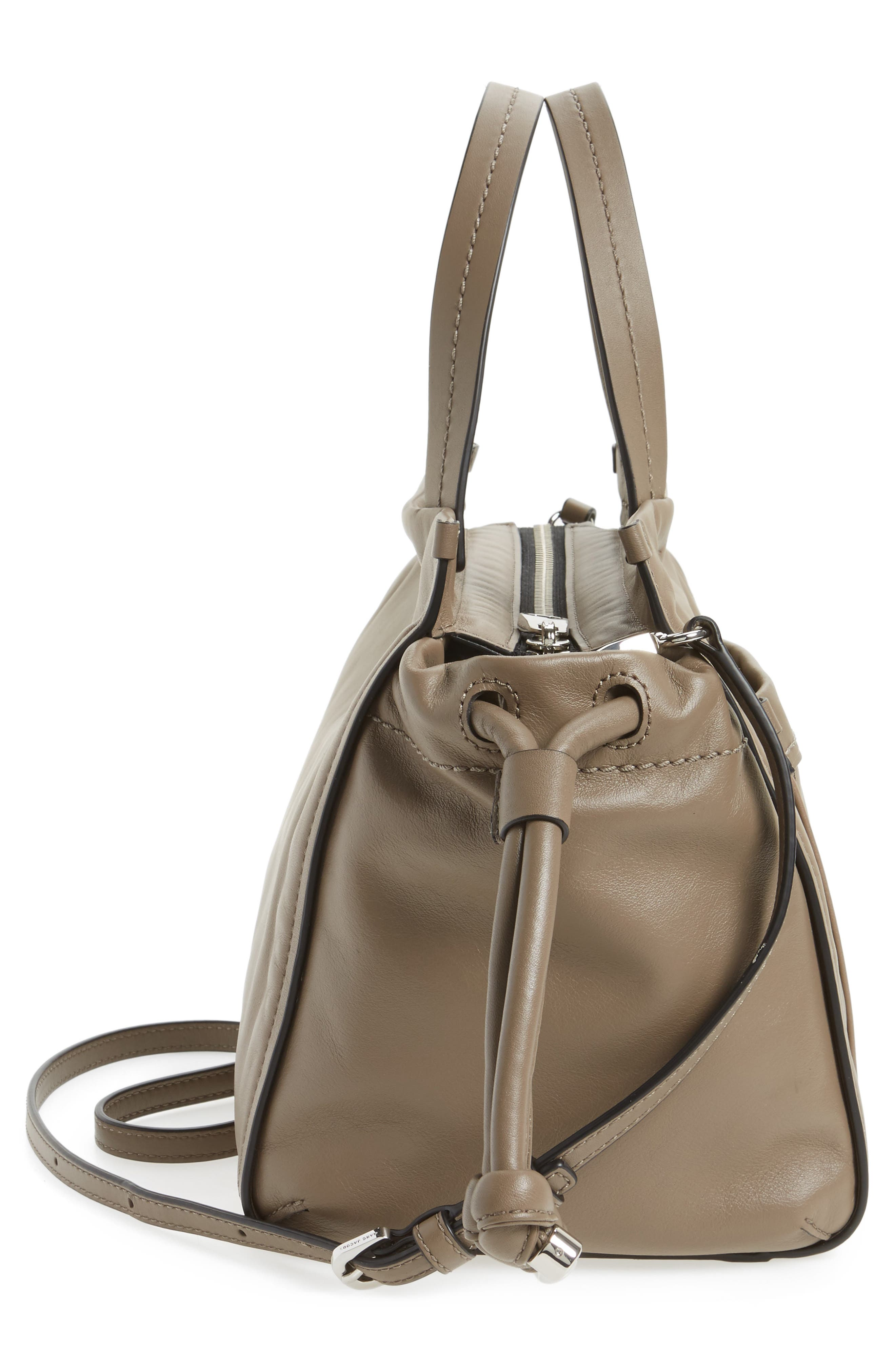 Alternate Image 4  - MARC JACOBS Tied Up Leather Shoulder/Crossbody Tote