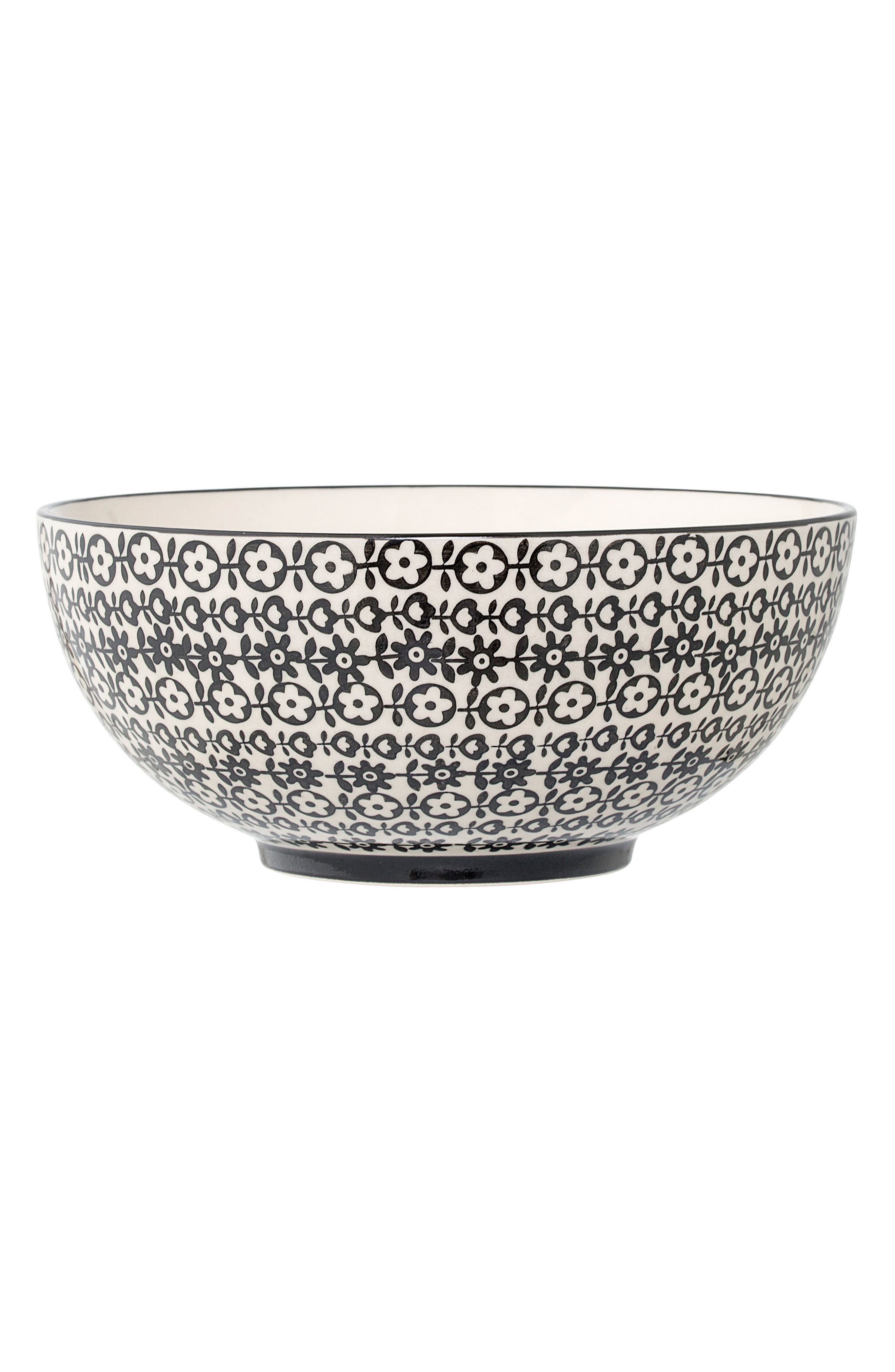 Bloomingville Julie Ceramic Serving Bowl