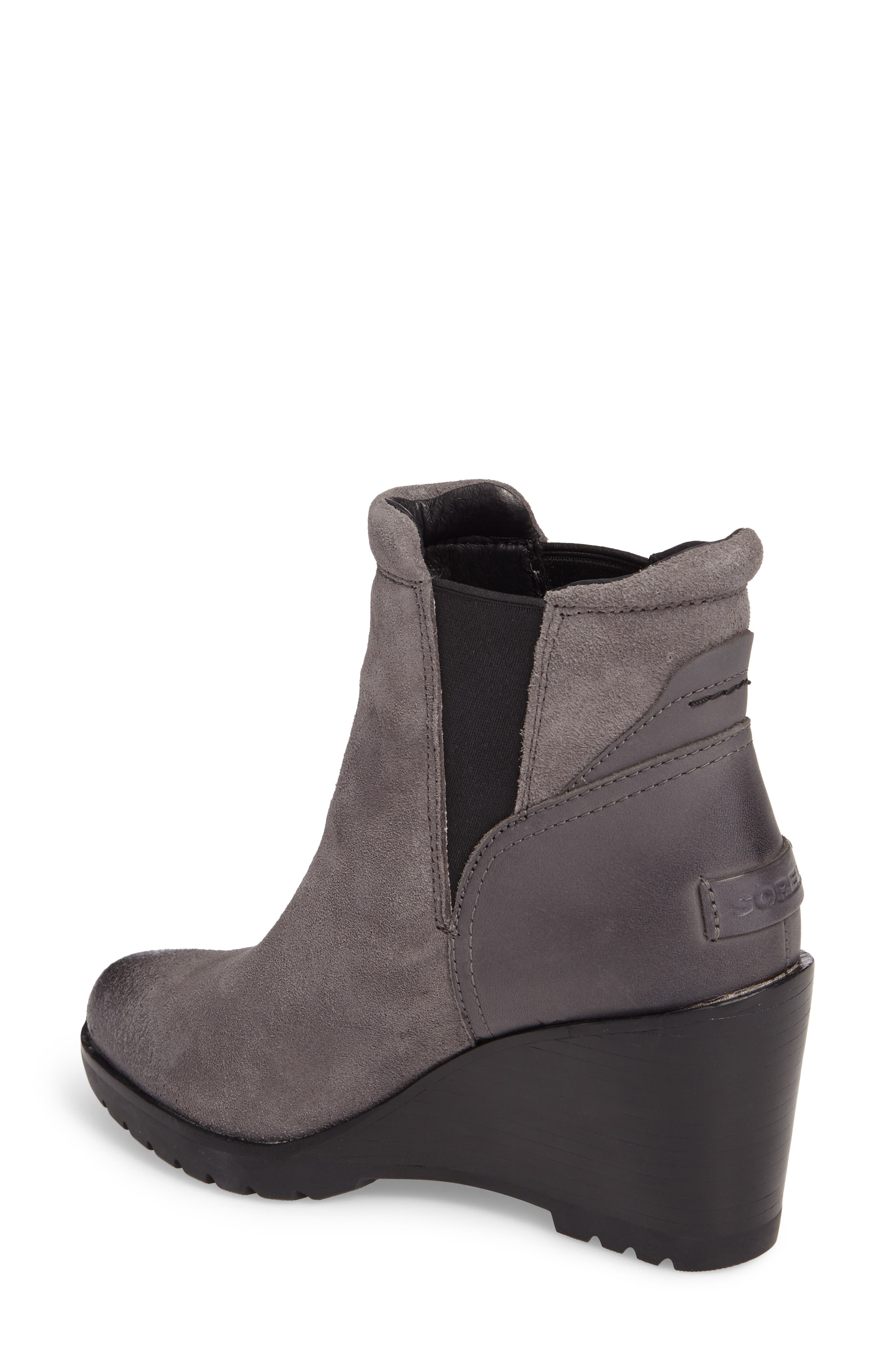 After Hours Chelsea Boot,                             Alternate thumbnail 2, color,                             Quarry