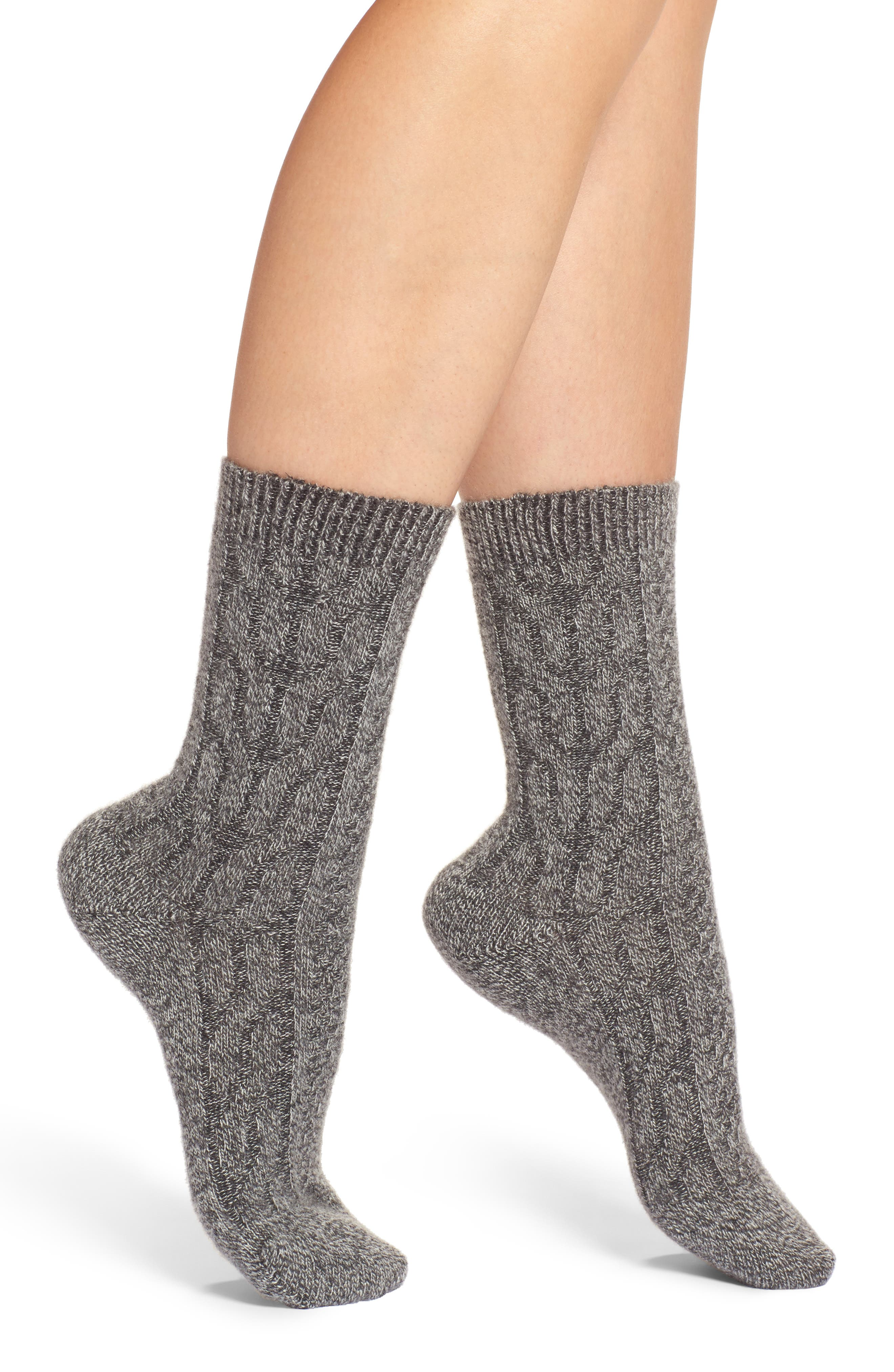 Pantherella Christina Crew Socks