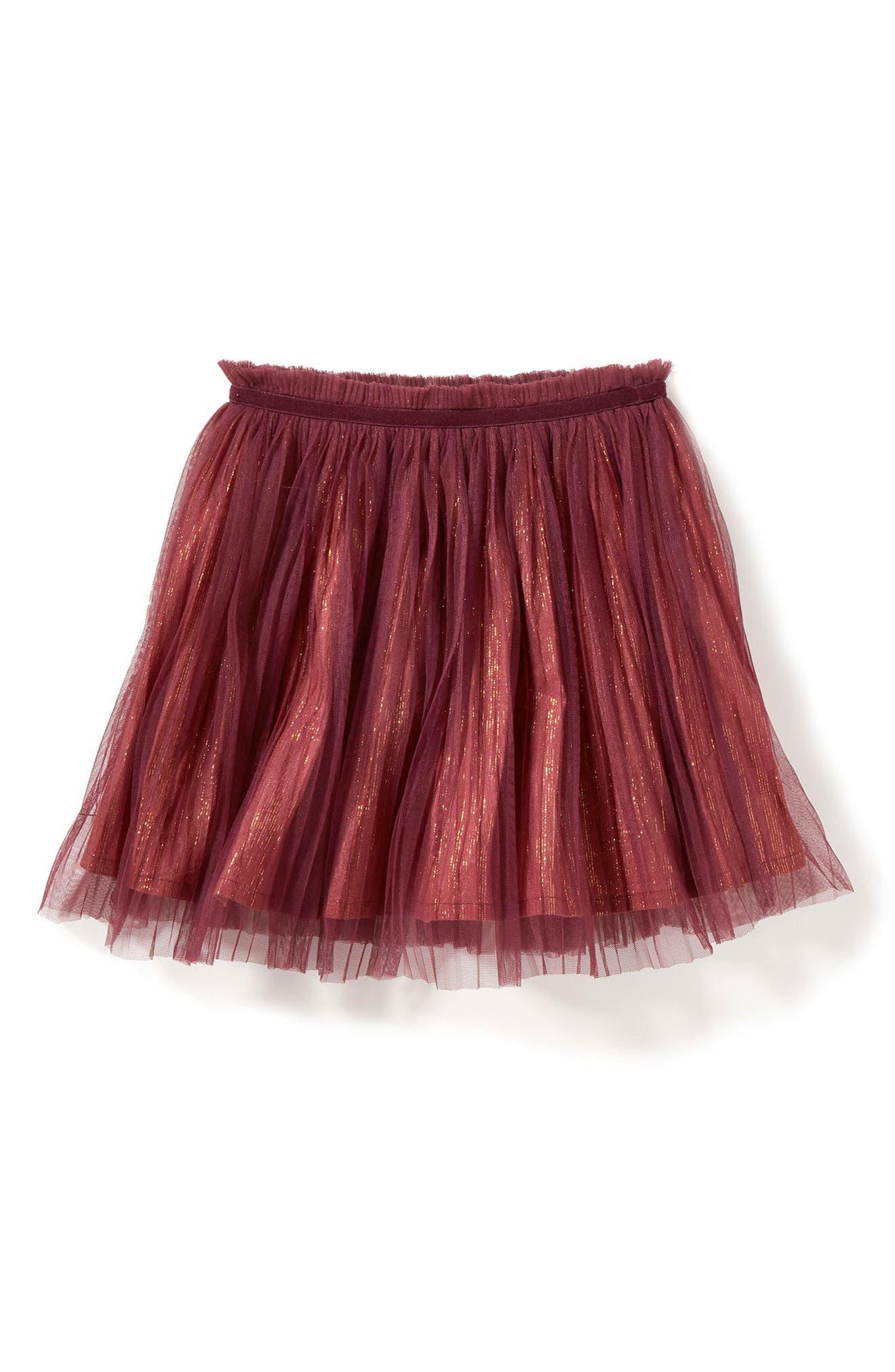 Alternate Image 1 Selected - Peek Dana Skirt (Toddler Girls, Little Girls & Big Girls)