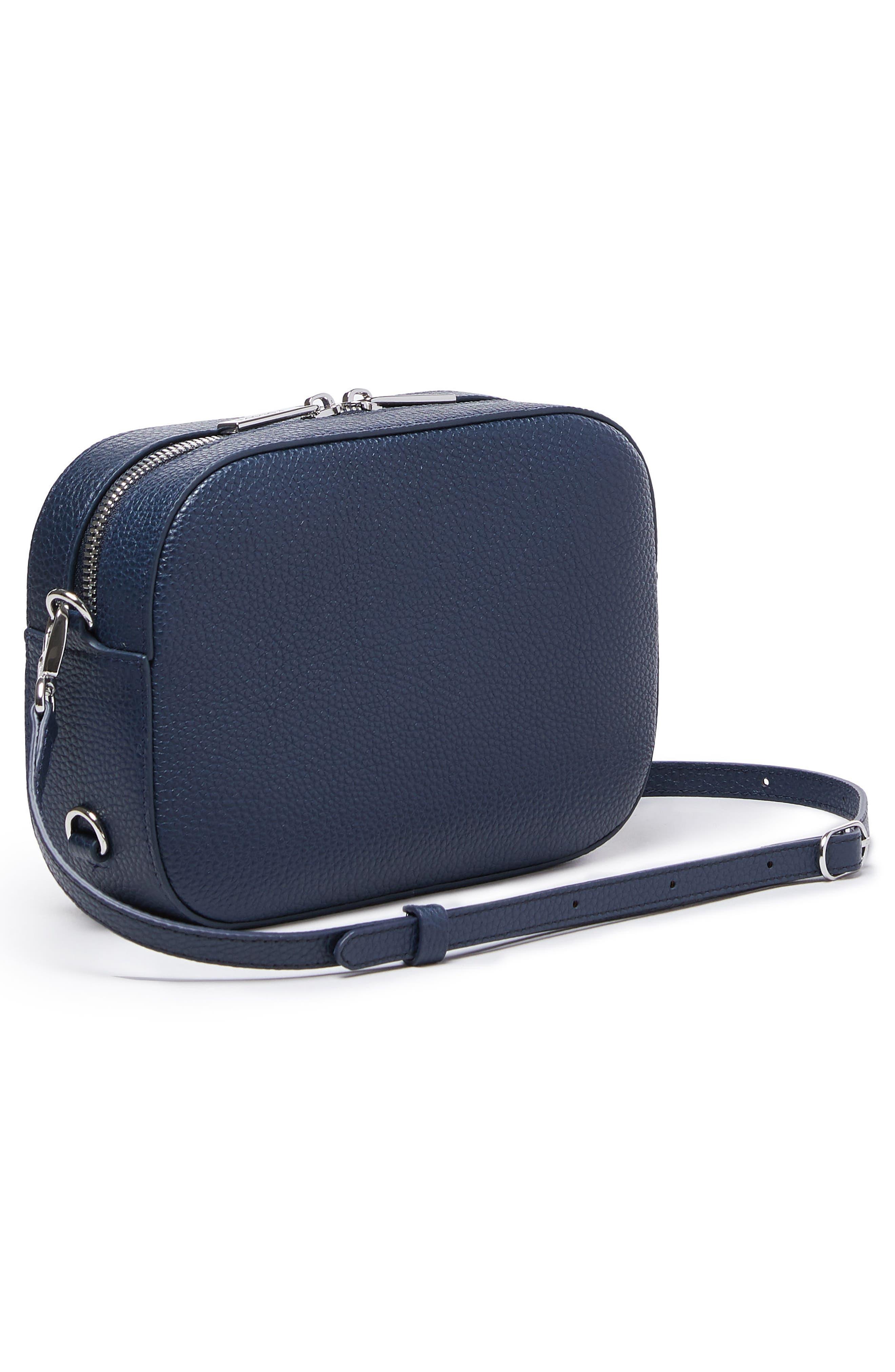 Alternate Image 4  - Pop & Suki Bigger Leather Camera Bag (Nordstrom Exclusive)