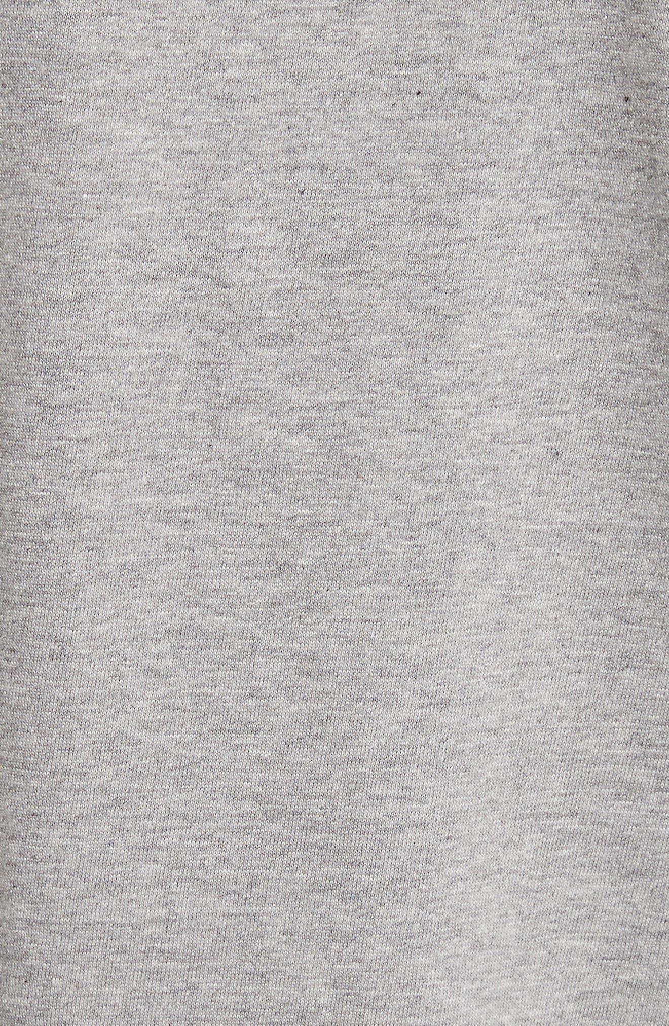PLAY Long Sleeve T-Shirt,                             Alternate thumbnail 5, color,                             Grey
