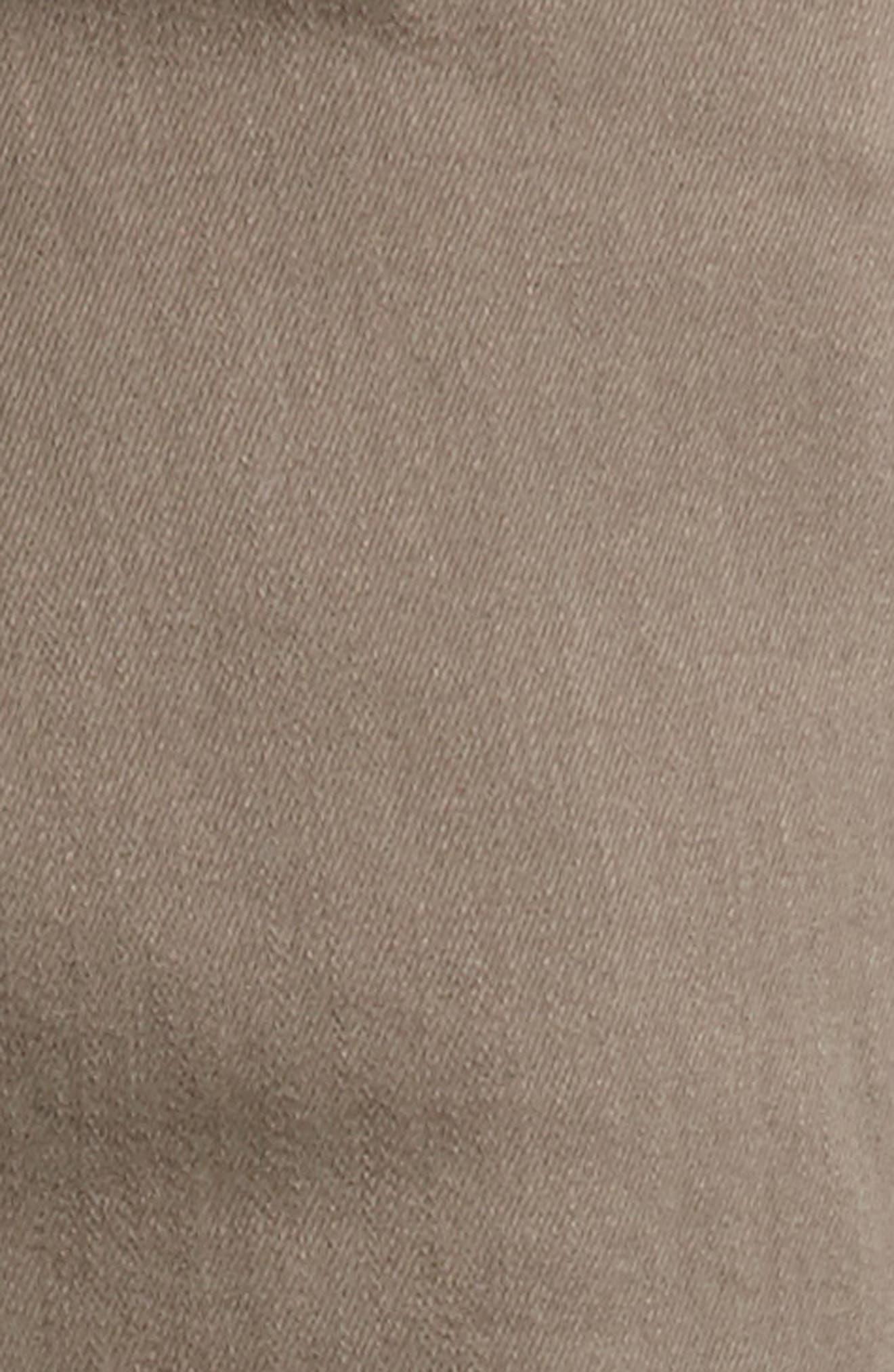 Vorta Slim Fit Chinos,                             Alternate thumbnail 3, color,                             Mushroom