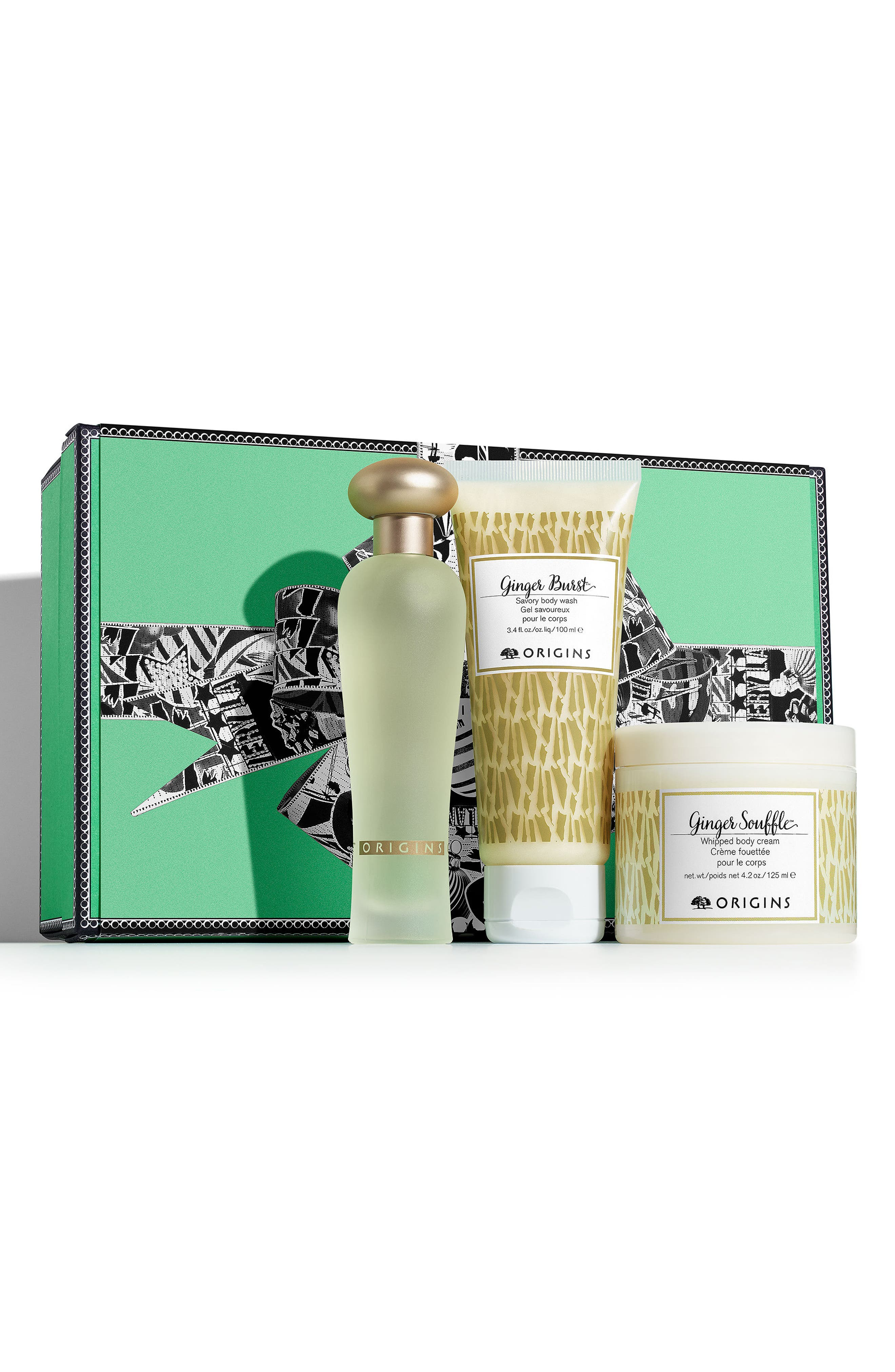 Origins Best of Ginger Set ($82 Value)