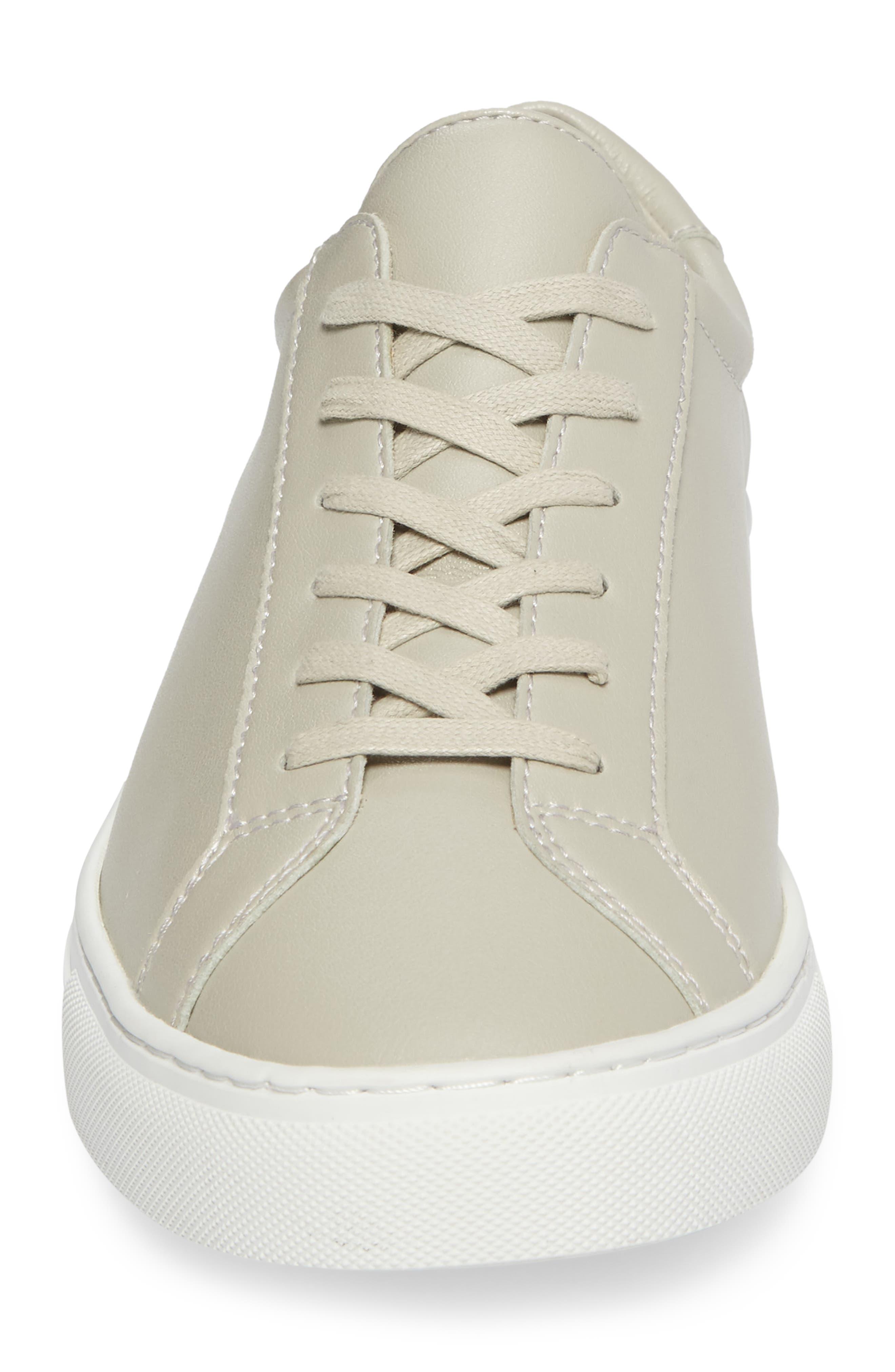 Original Low Top Sneaker,                             Alternate thumbnail 4, color,                             Concrete Grey