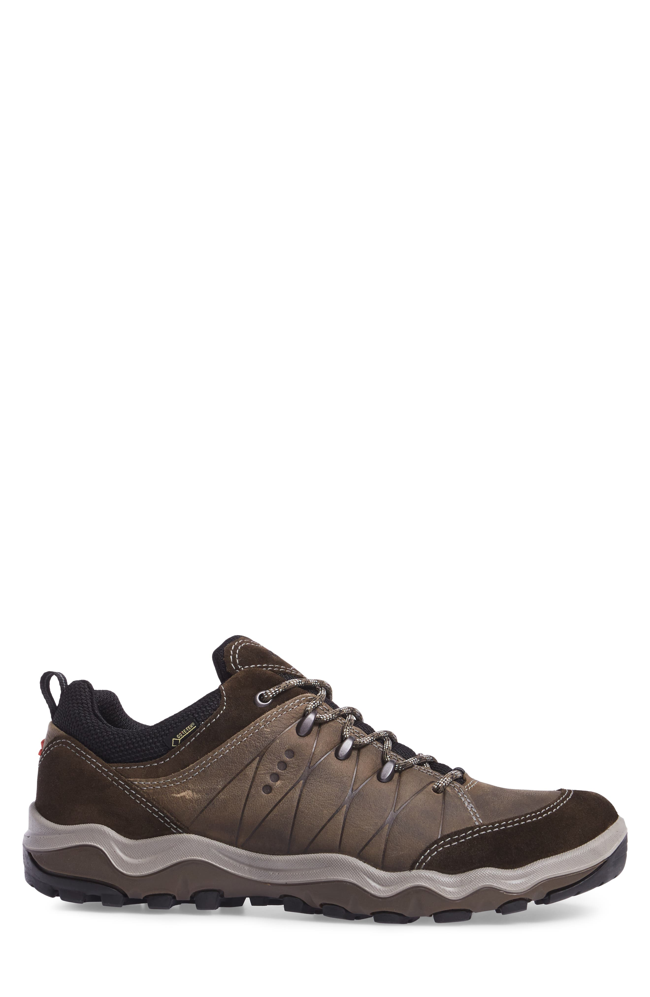 Ulterra GTX Sneaker,                             Alternate thumbnail 3, color,                             Tarmac Suede