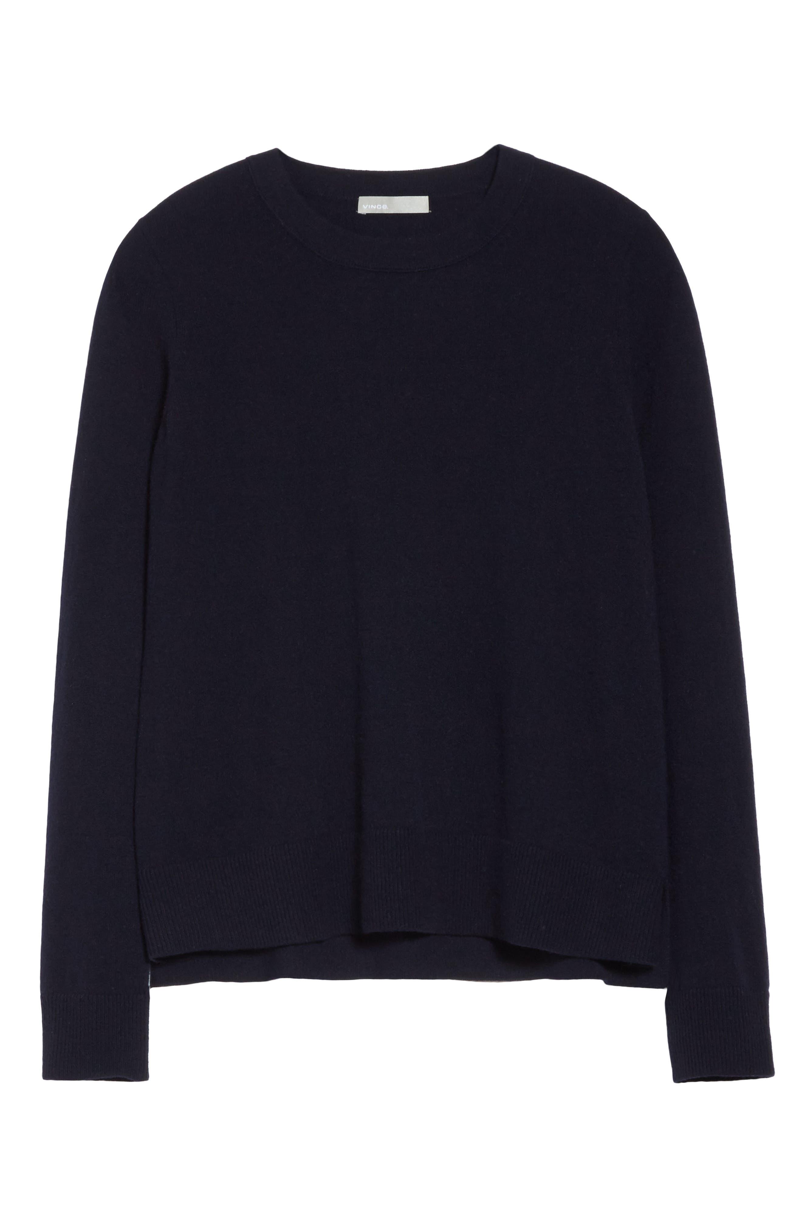 Alternate Image 6  - Vince Cashmere Sweater