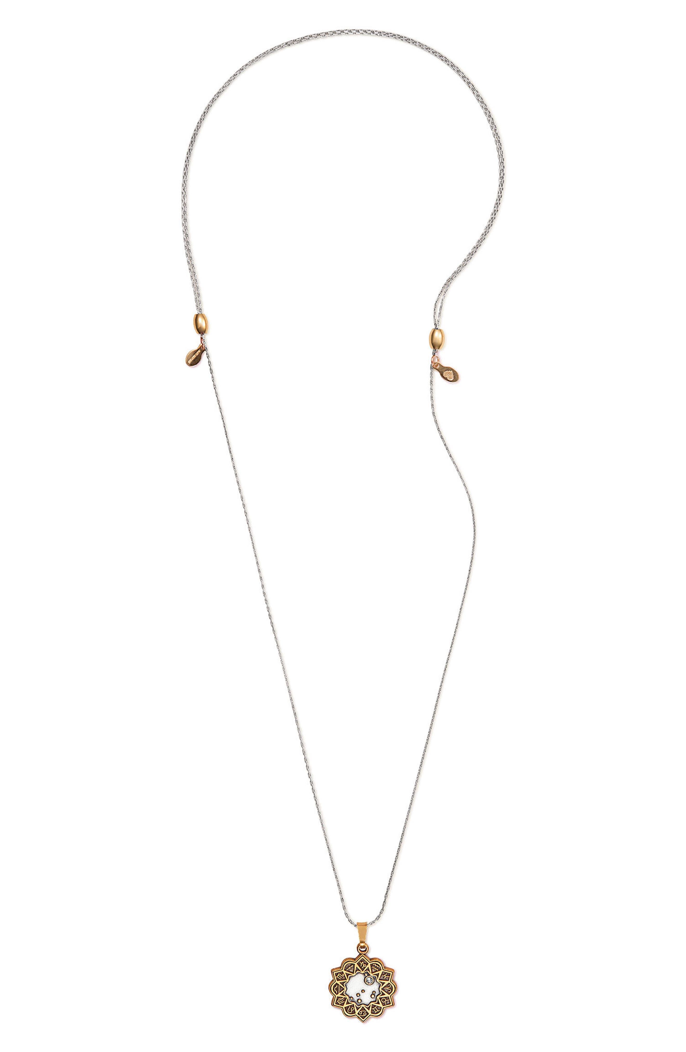 Alternate Image 2  - Alex and Ani Aries Expandable Pendant Necklace
