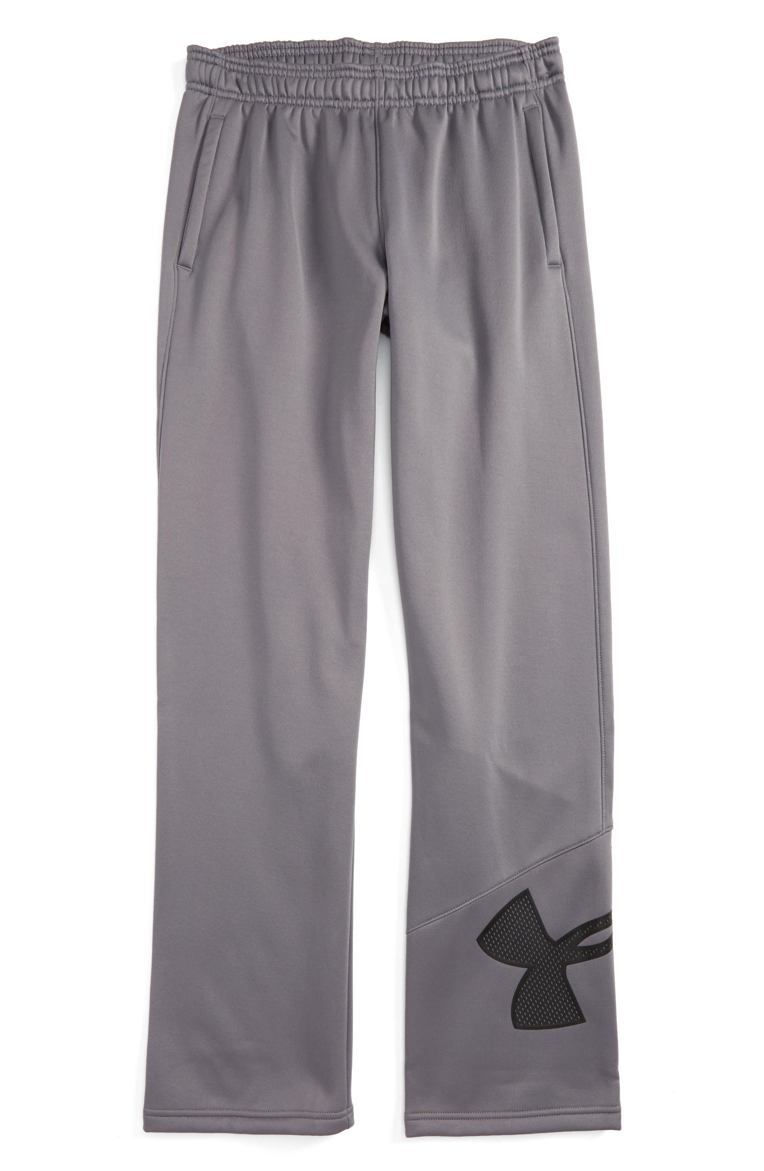 Storm ColdGear<sup>®</sup> Pants,                         Main,                         color, Graphite/ Ultra Blue