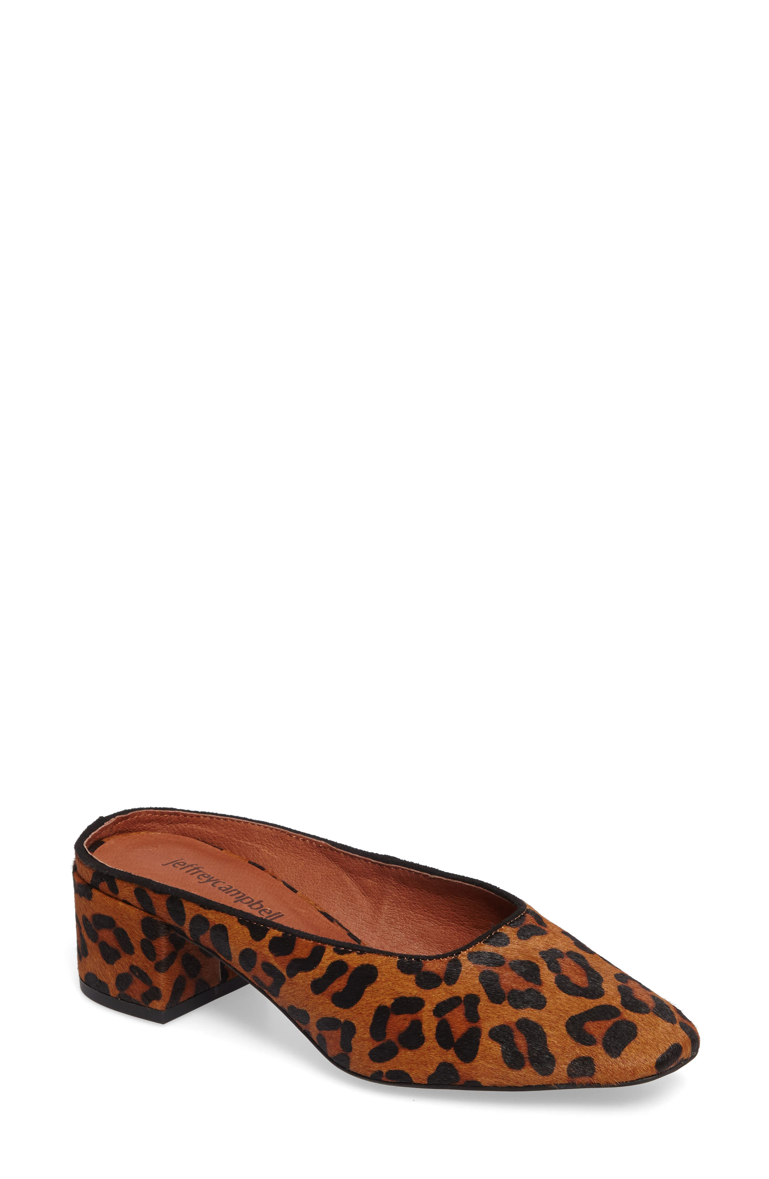 Alternate Image 1 Selected - Jeffrey Campbell Oceane Mule (Women)