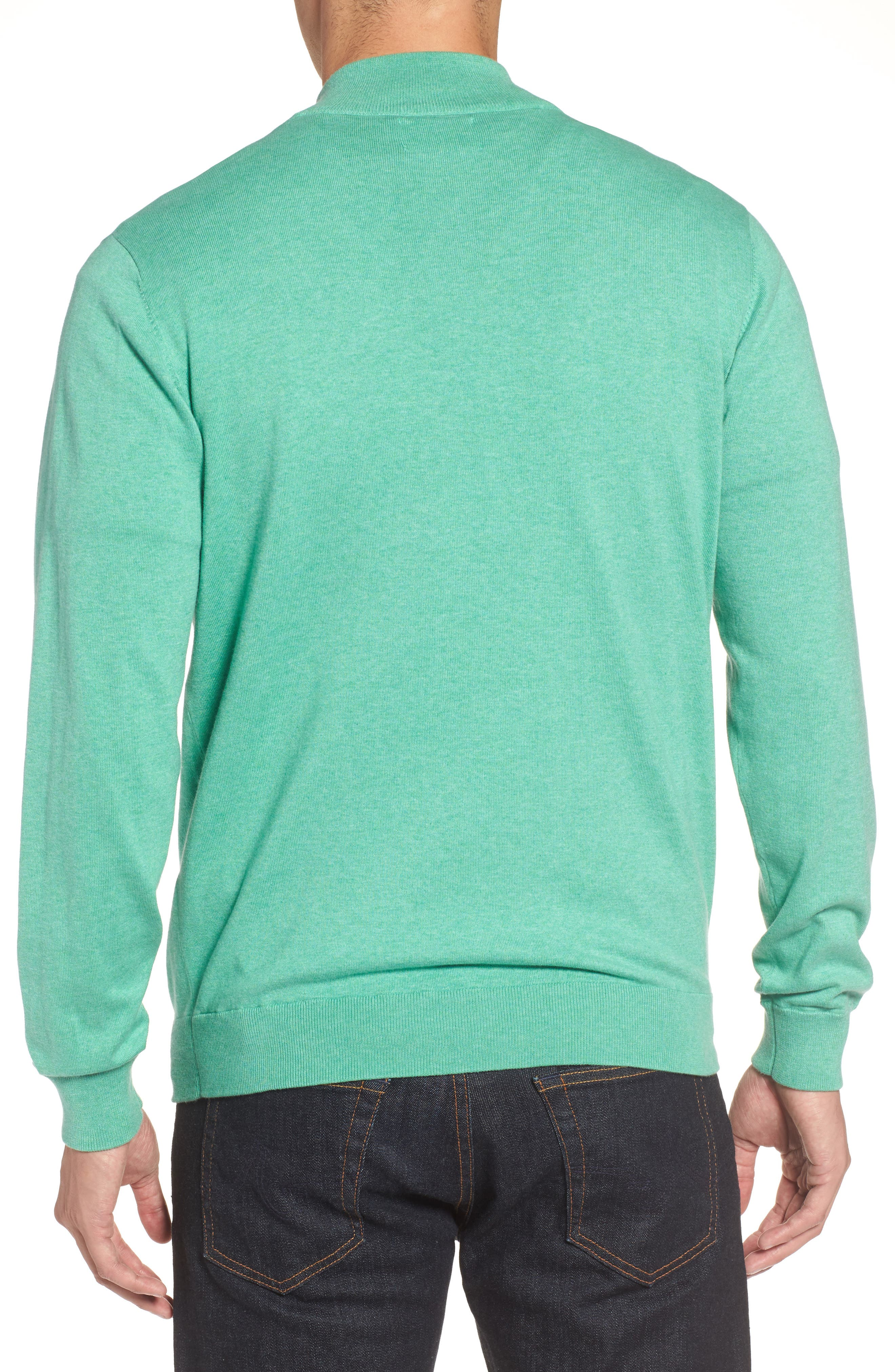Alternate Image 2  - Southern Tide Marina Cay Quarter Zip Pullover