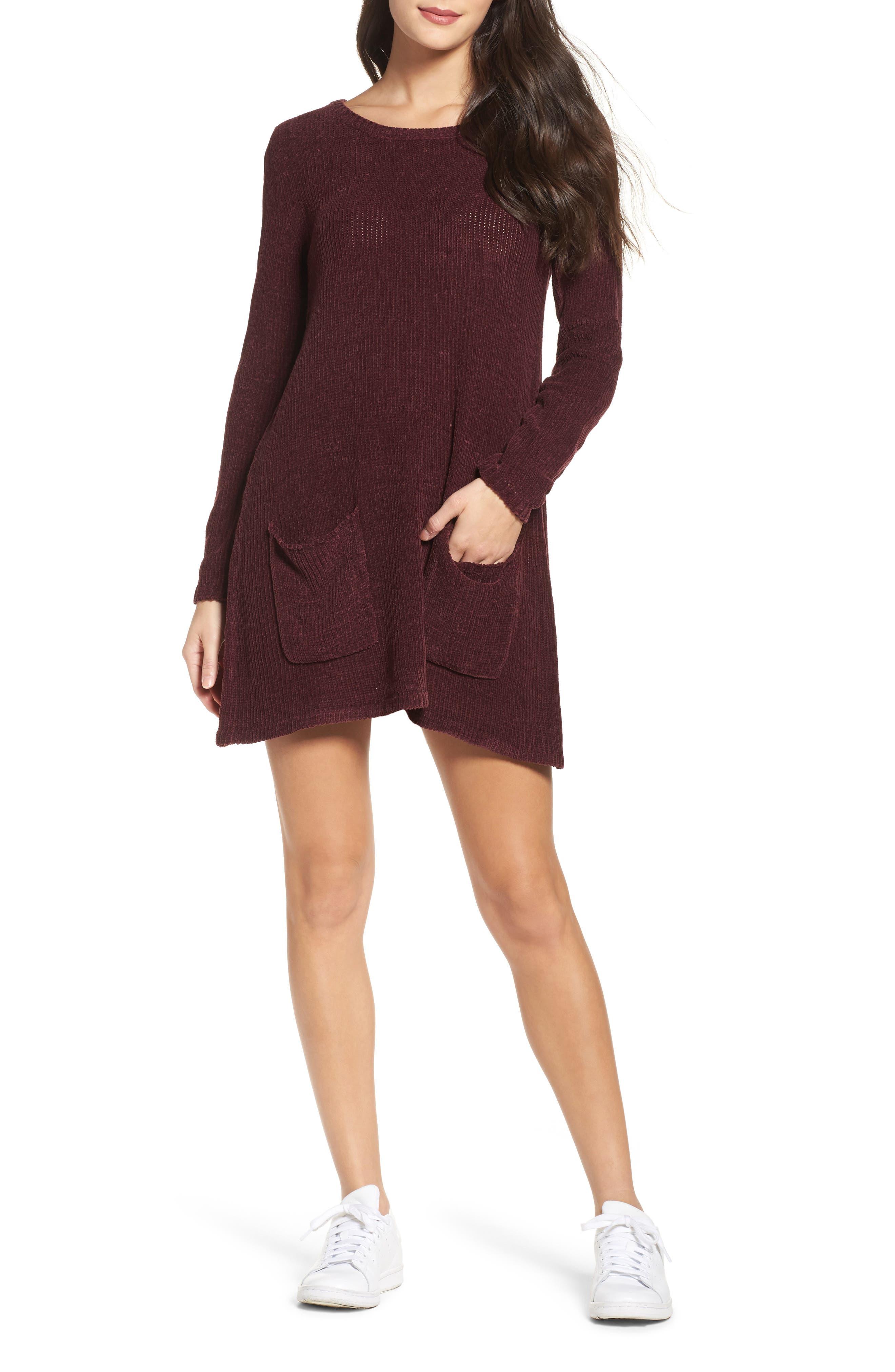 BB Dakota Beverly Sweater Dress