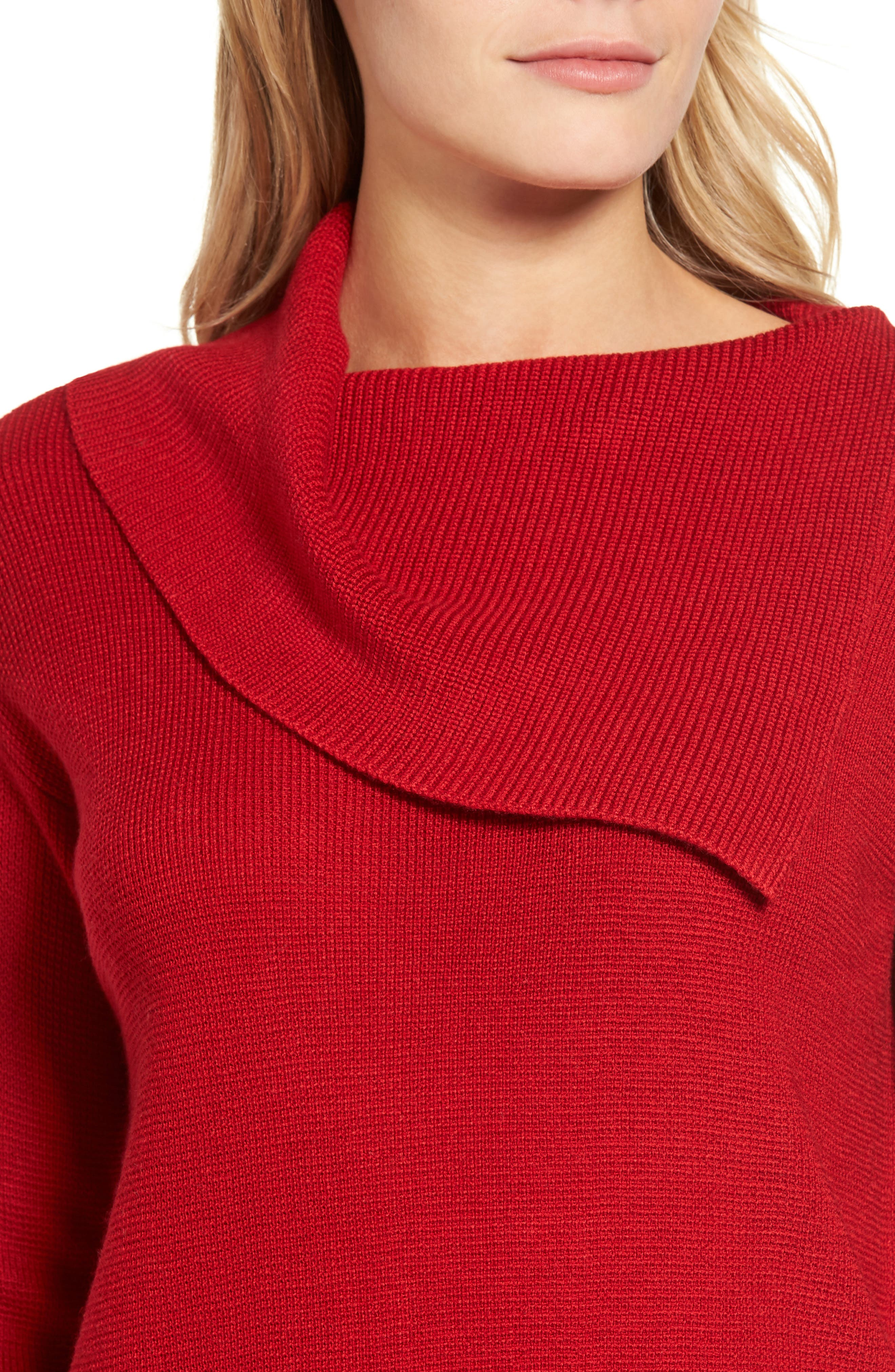 Alternate Image 4  - Vince Camuto Sweater (Regular & Petite)