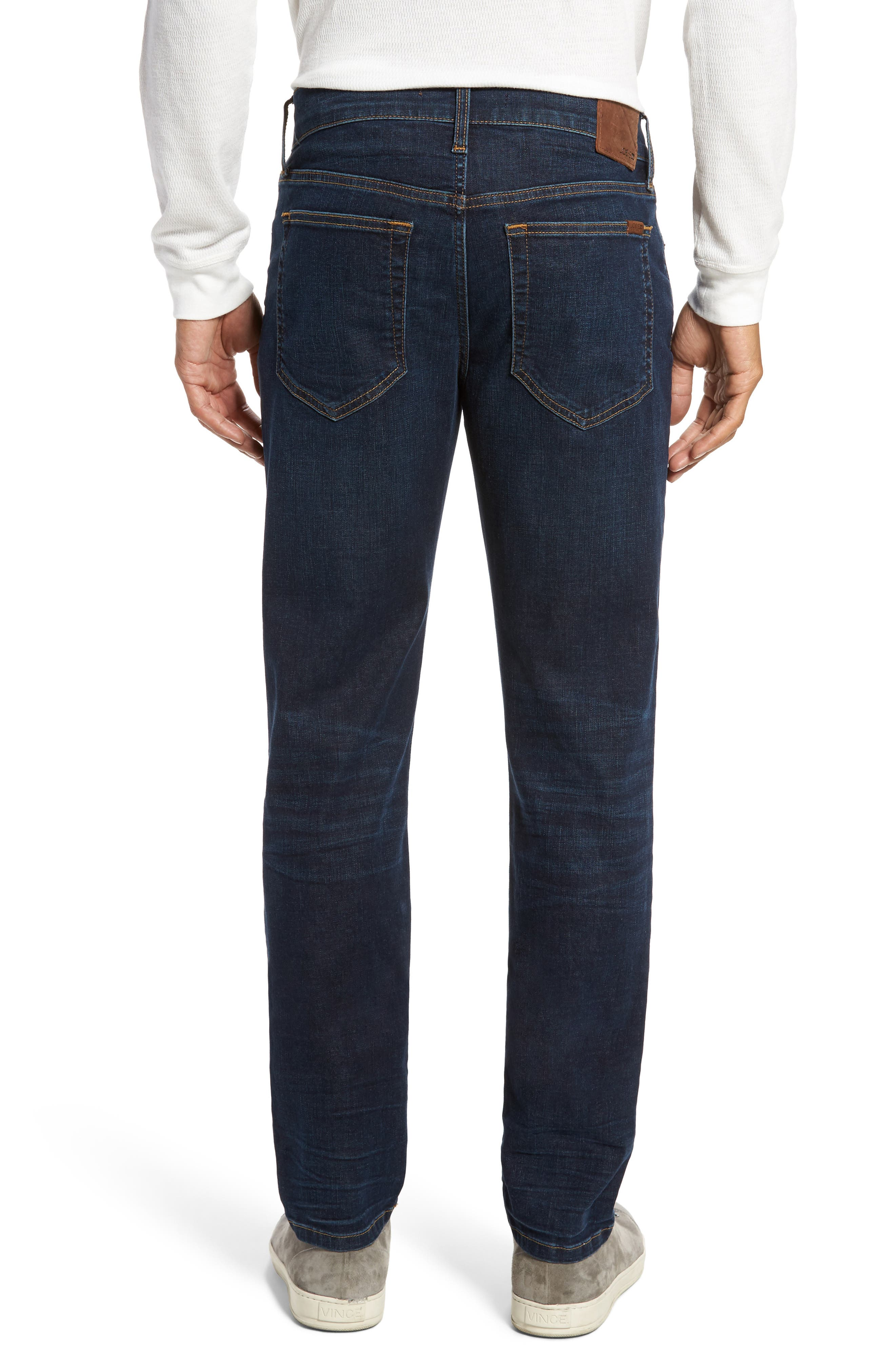 Alternate Image 2  - Joe's Slim Fit Jeans (Bernard)