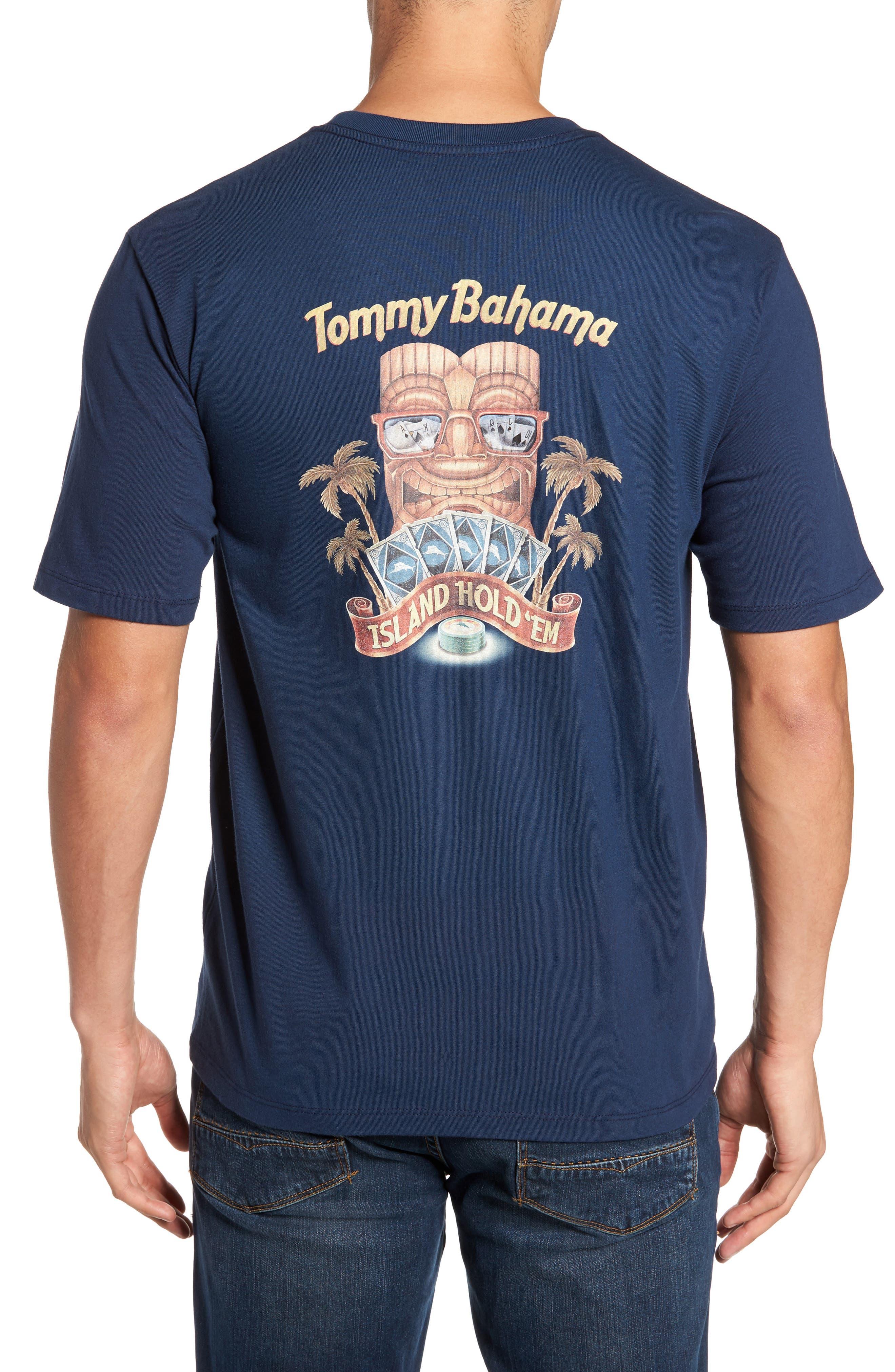 Tommy Bahama Island Hold 'Em Graphic T-Shirt