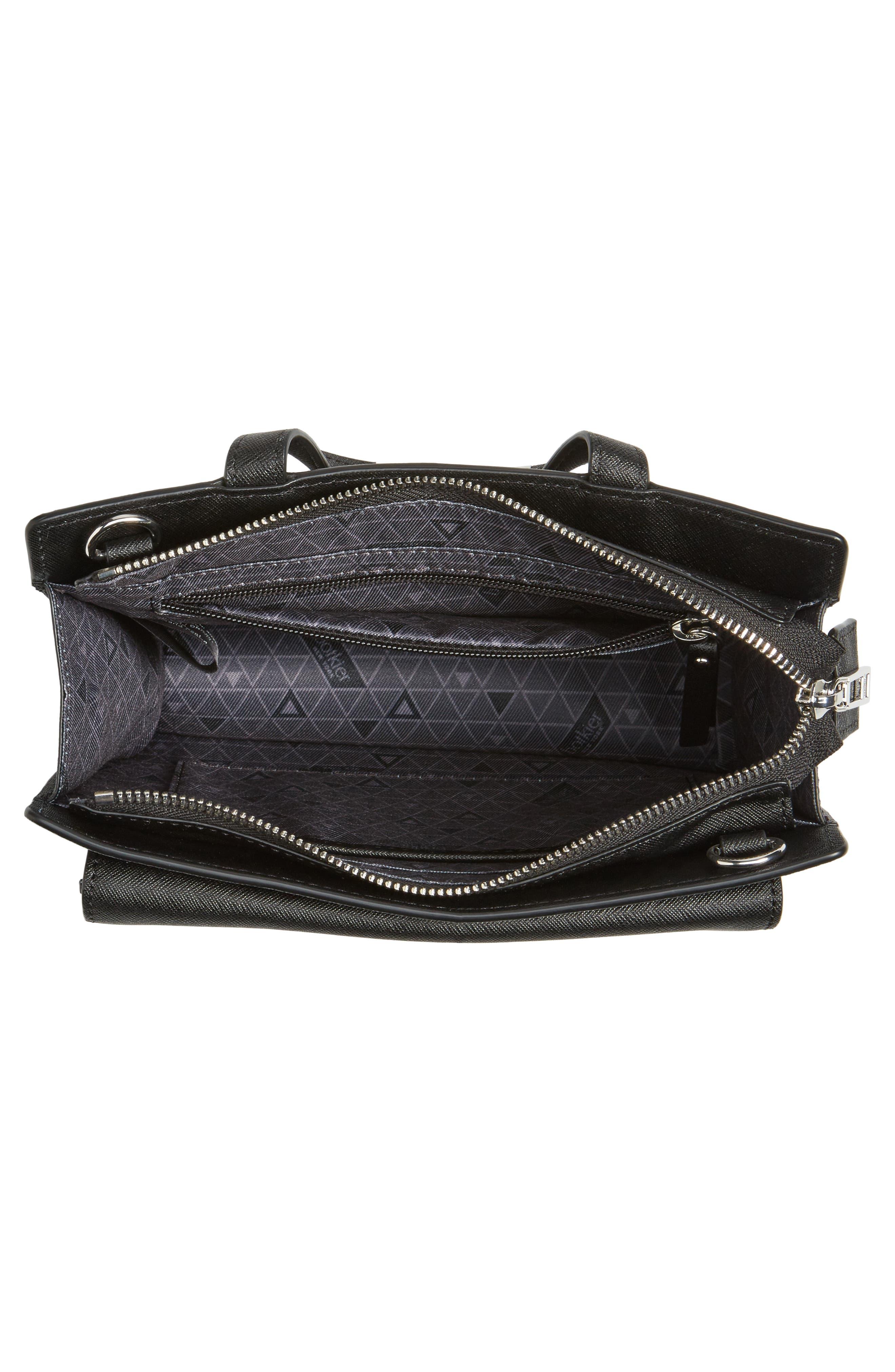 Alternate Image 4  - Botkier Jagger Leather Crossbody Bag
