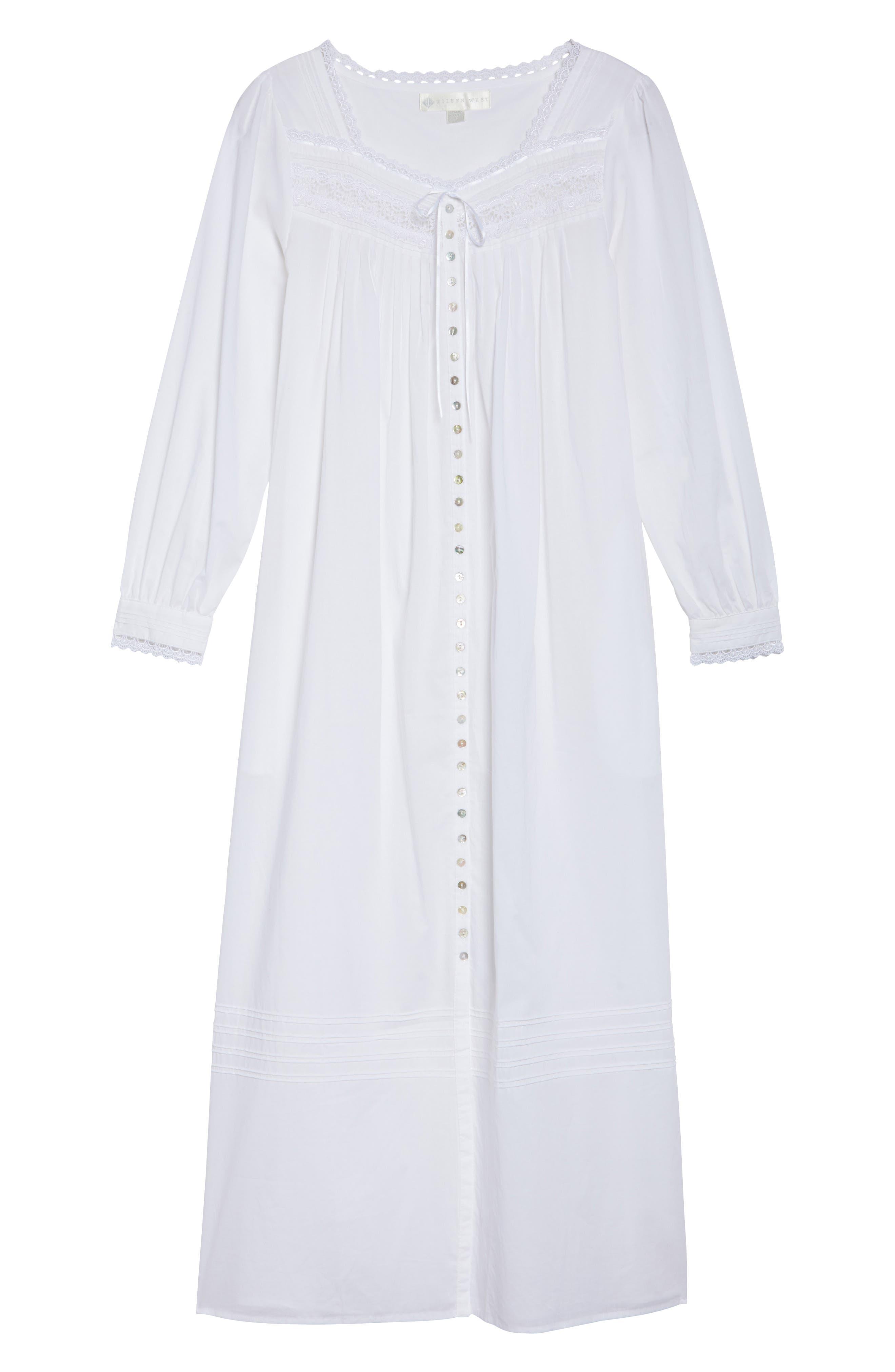 Alternate Image 6  - Eileen West Ballet Nightgown