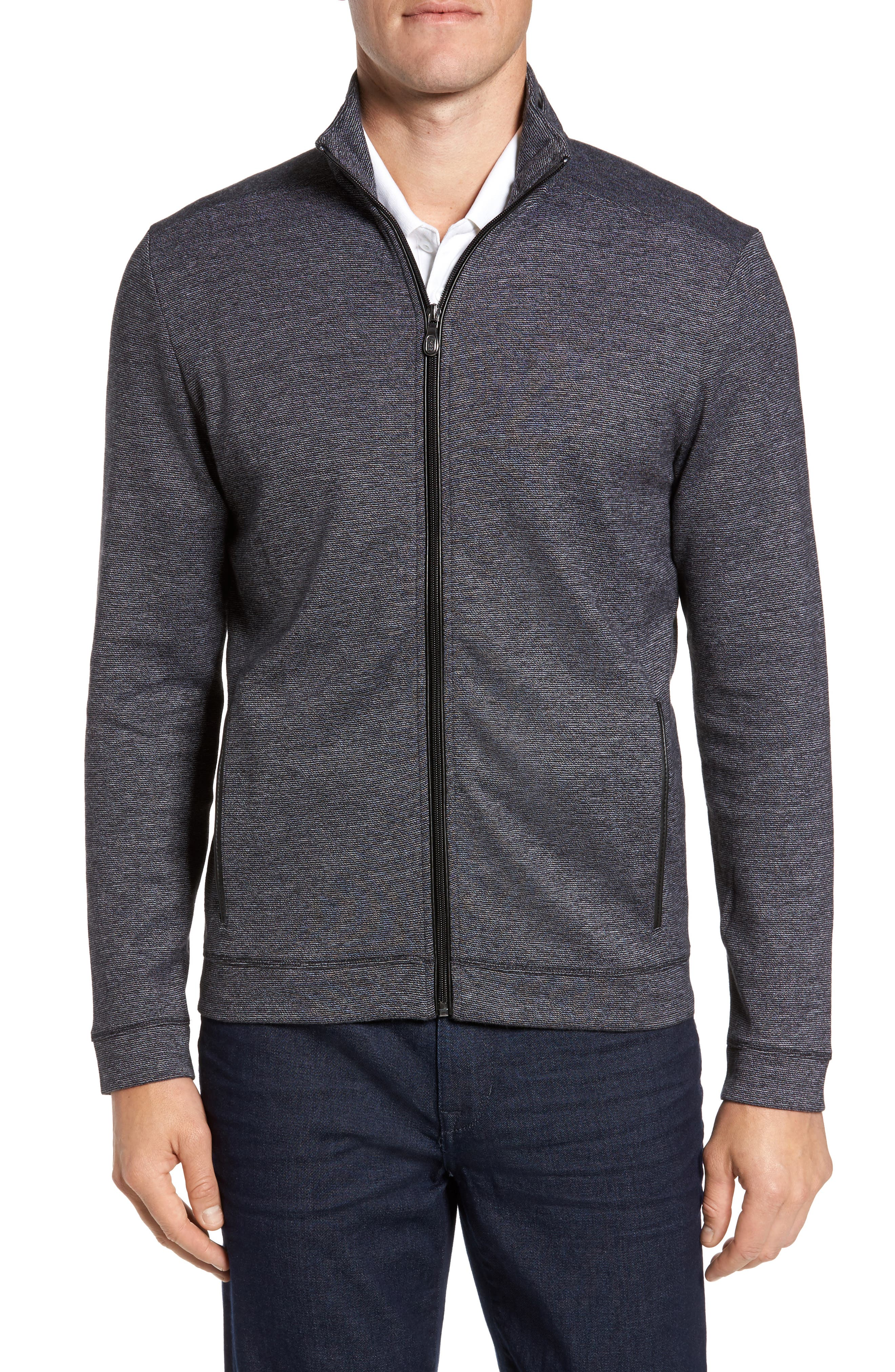 BOSS C-Fossa Full Zip Fleece Jacket