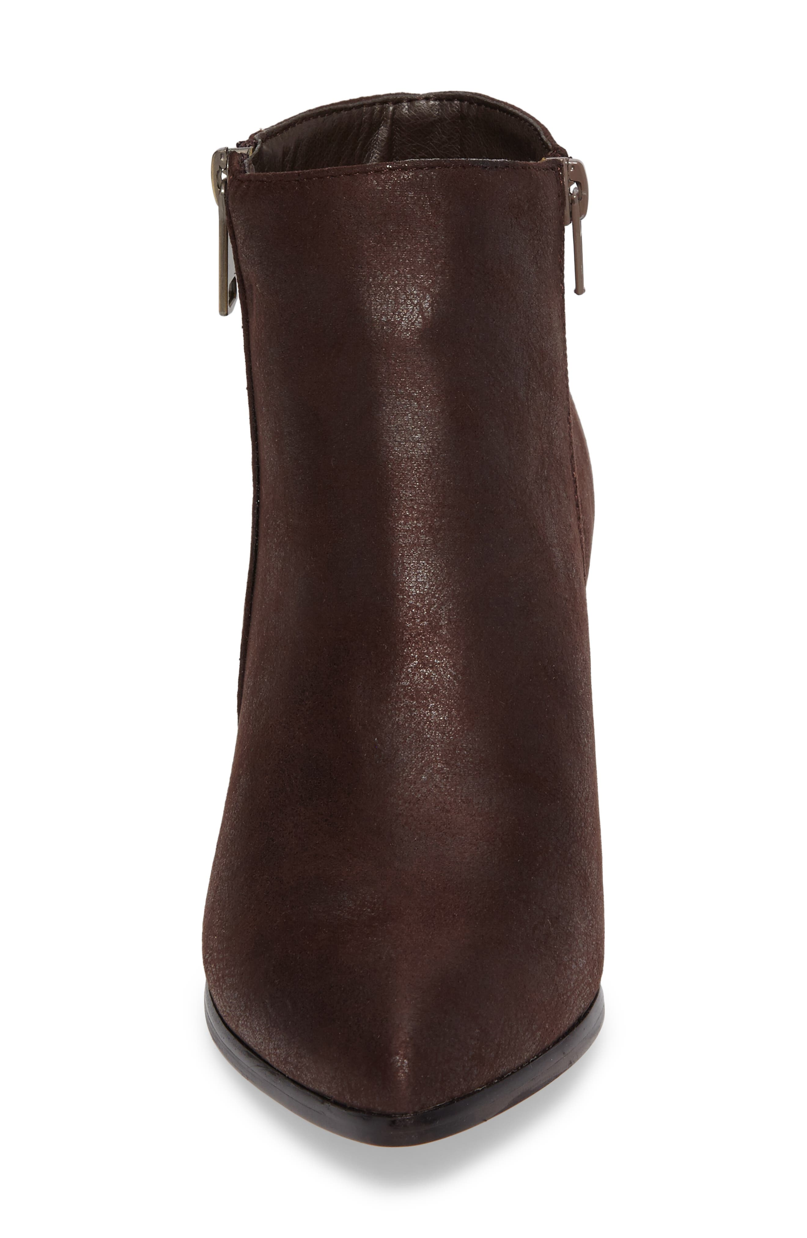 Rhythm Bootie,                             Alternate thumbnail 4, color,                             Brown