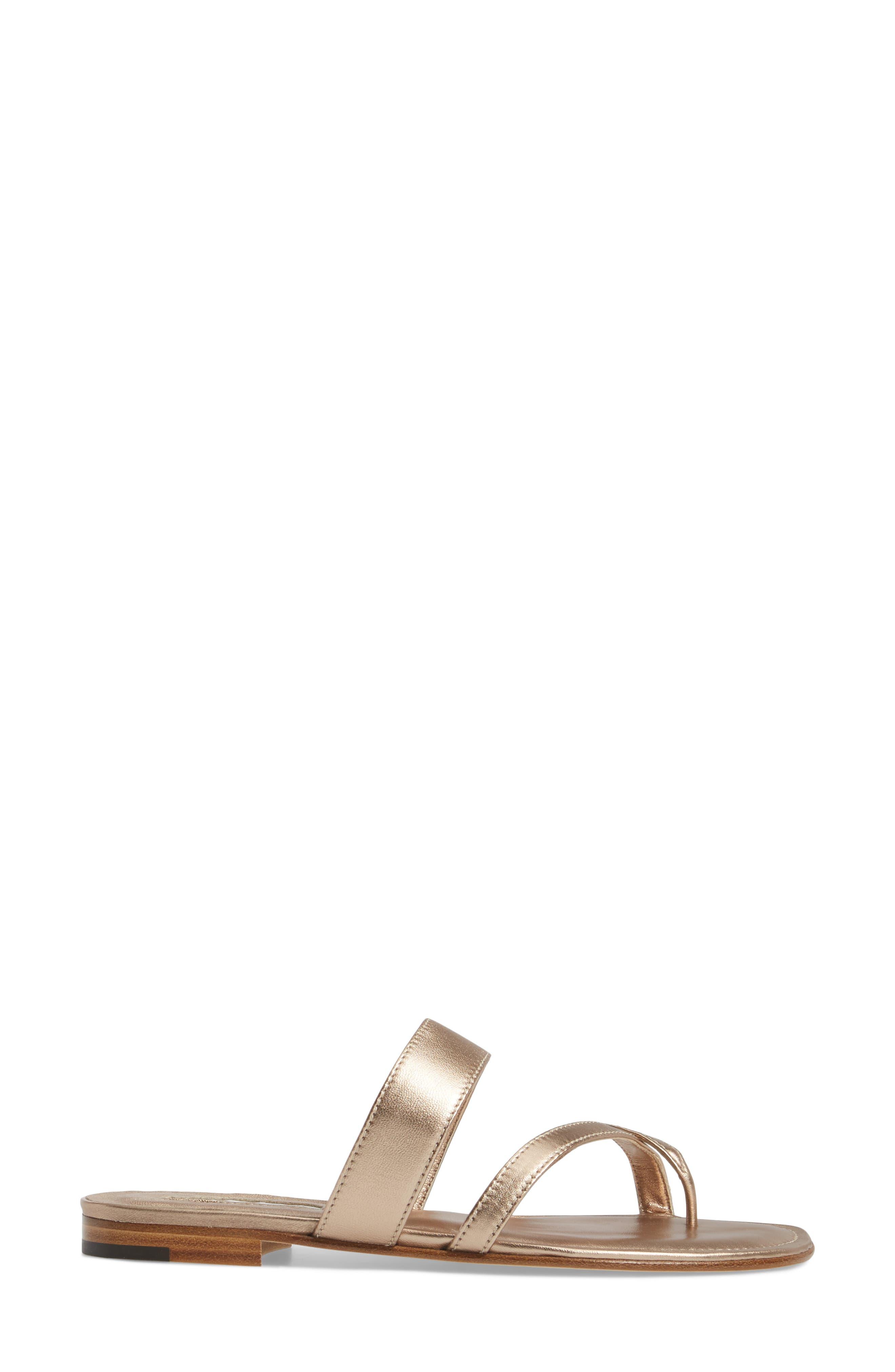 Alternate Image 3  - Manolo Blahnik Slide Sandal (Women)