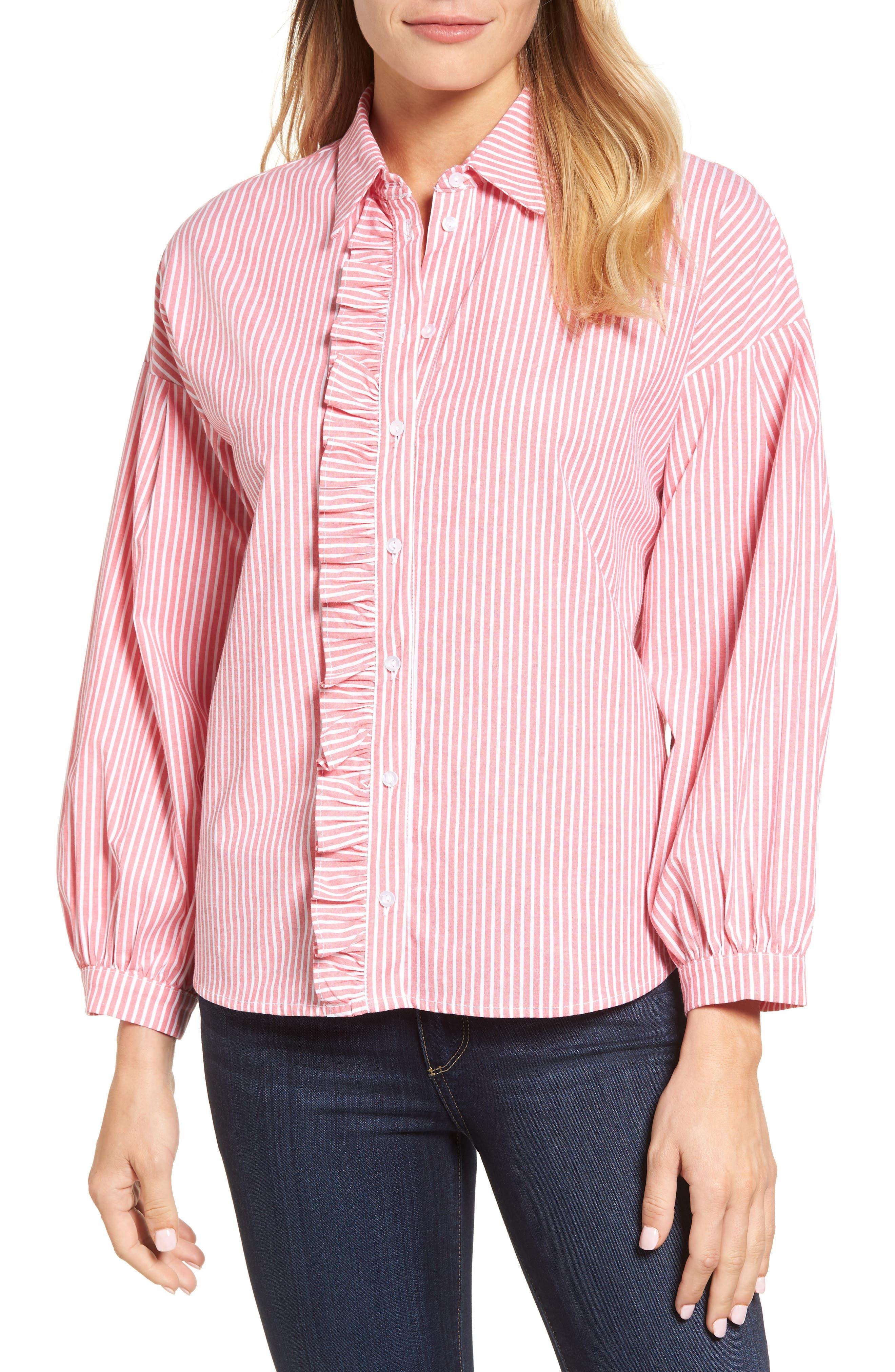 Gibson Blouson Sleeve Shirt