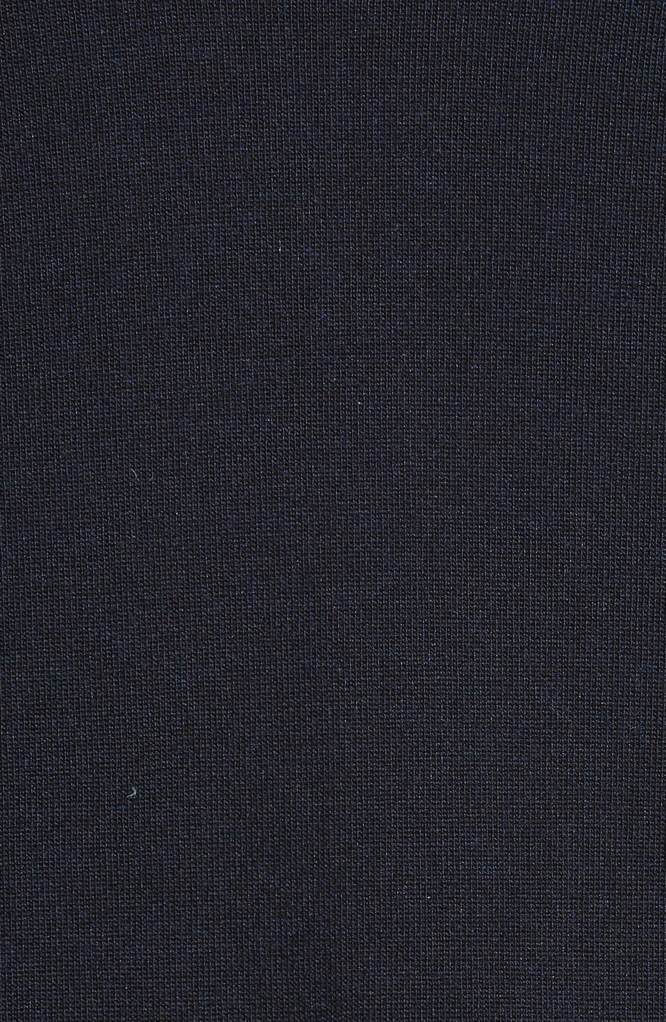 Alternate Image 5  - Lafayette 148 New York Openwork Yoke Stretch Silk Sweater
