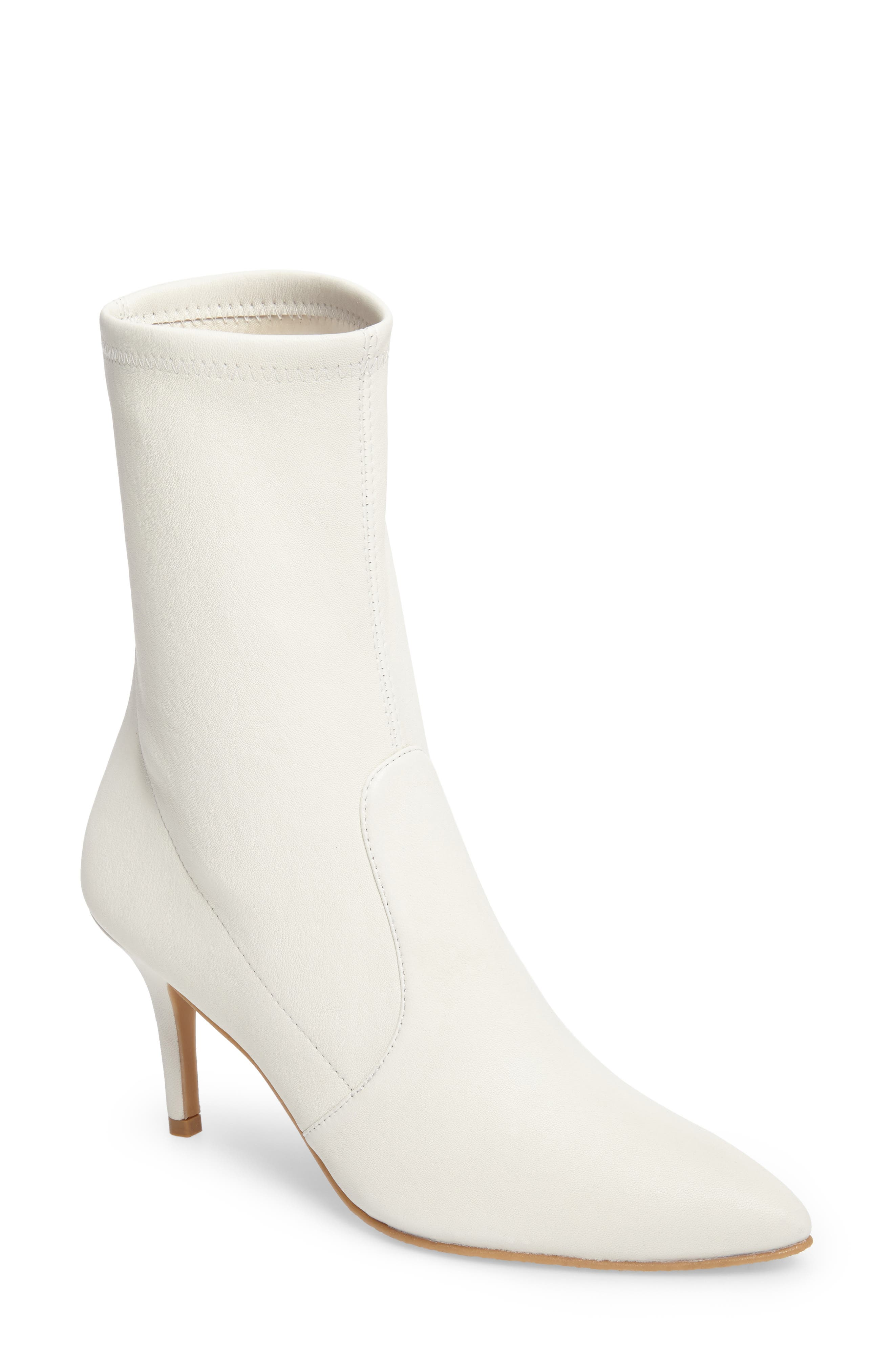 Alternate Image 1 Selected - Stuart Weitzman Cling Stretch Bootie (Women)