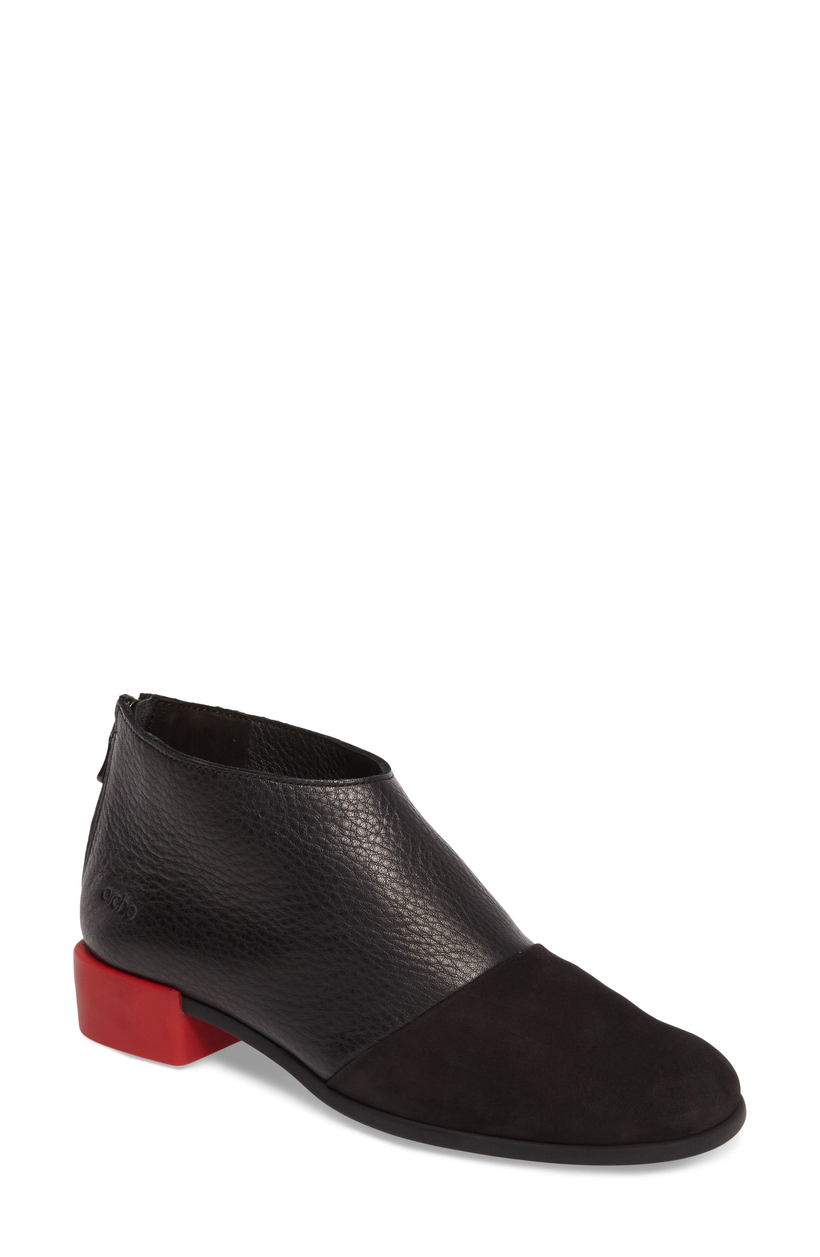 Alternate Image 1 Selected - Arche Twin Bootie (Women)