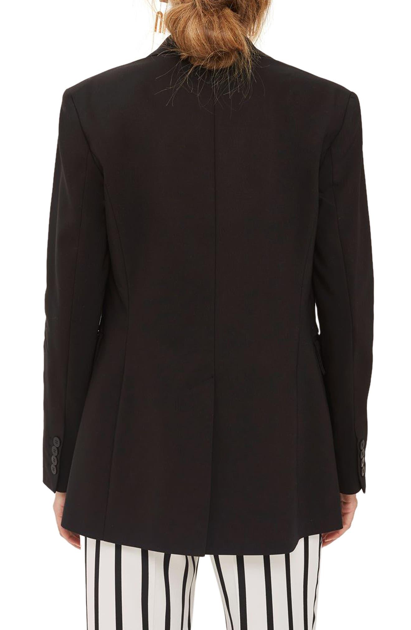 Alternate Image 2  - Topshop Suit Blazer