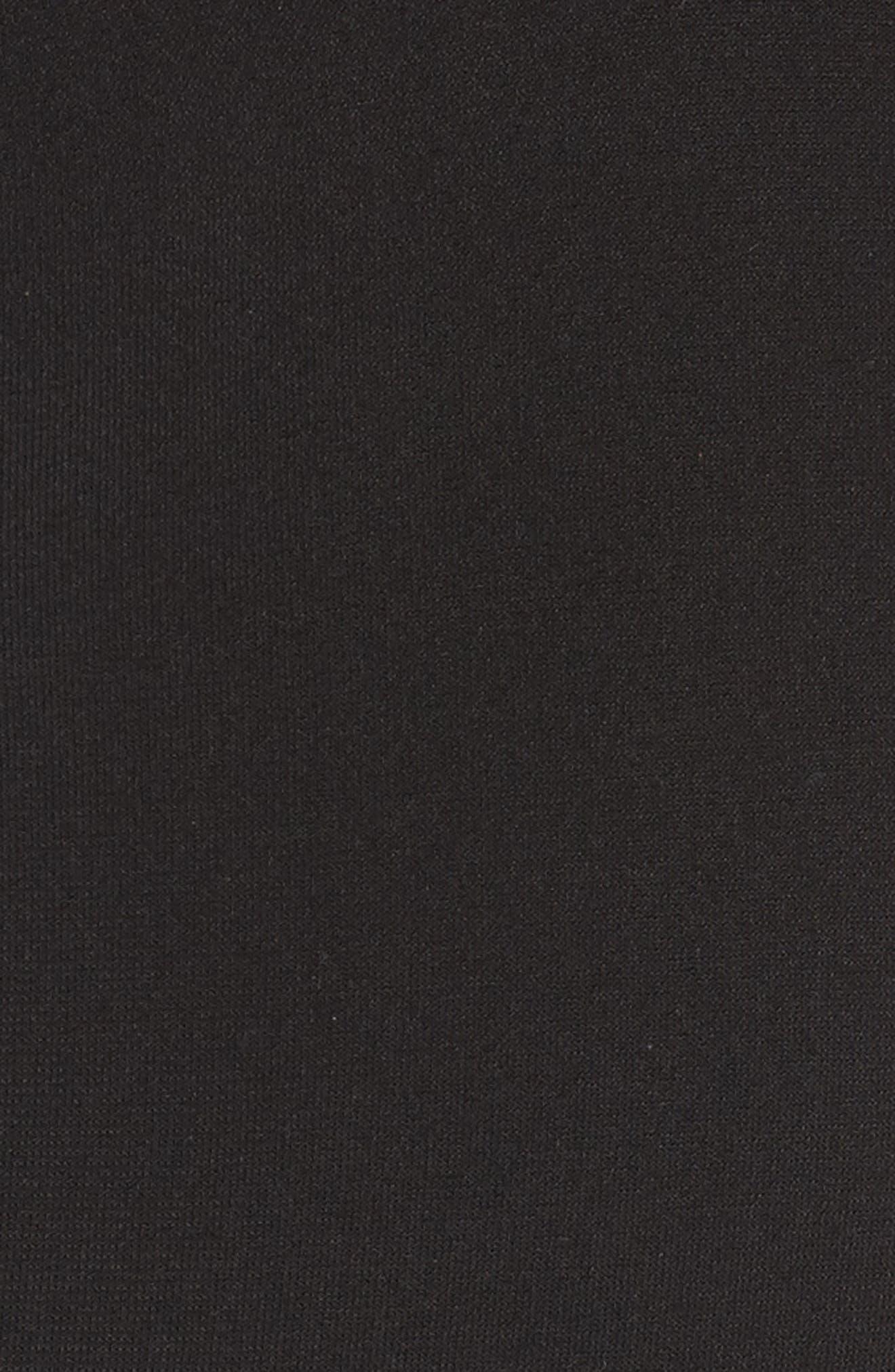 Patricia Strapless Bodysuit,                             Alternate thumbnail 5, color,                             Black
