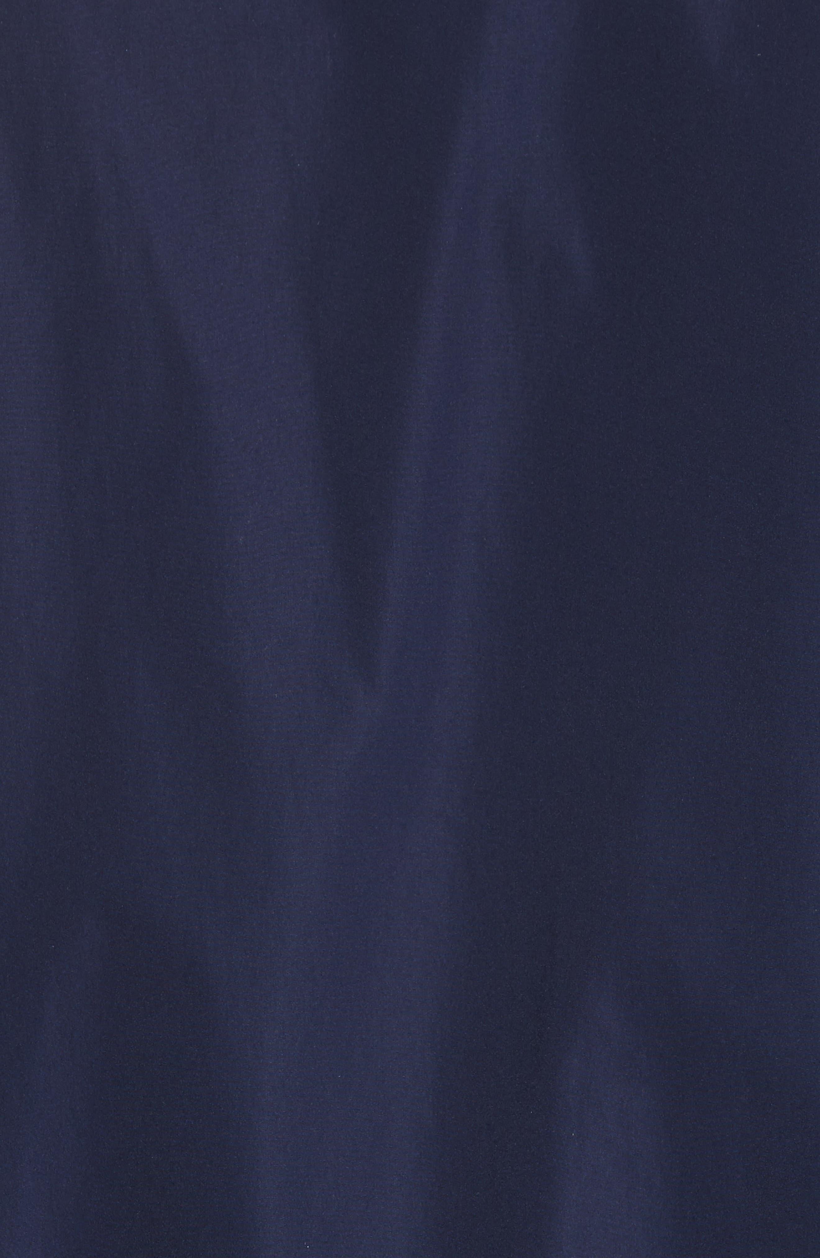Artouste Bomber Jacket,                             Alternate thumbnail 5, color,                             Navy