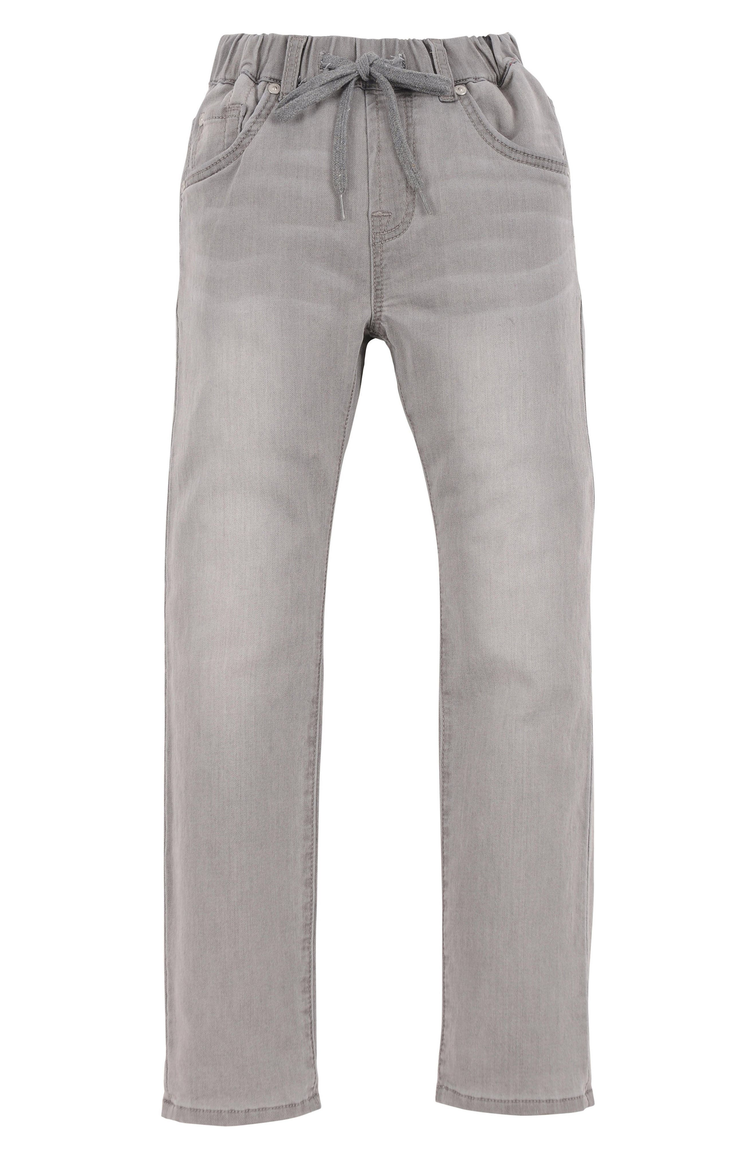 Jogger Jeans,                         Main,                         color, Washed Grey