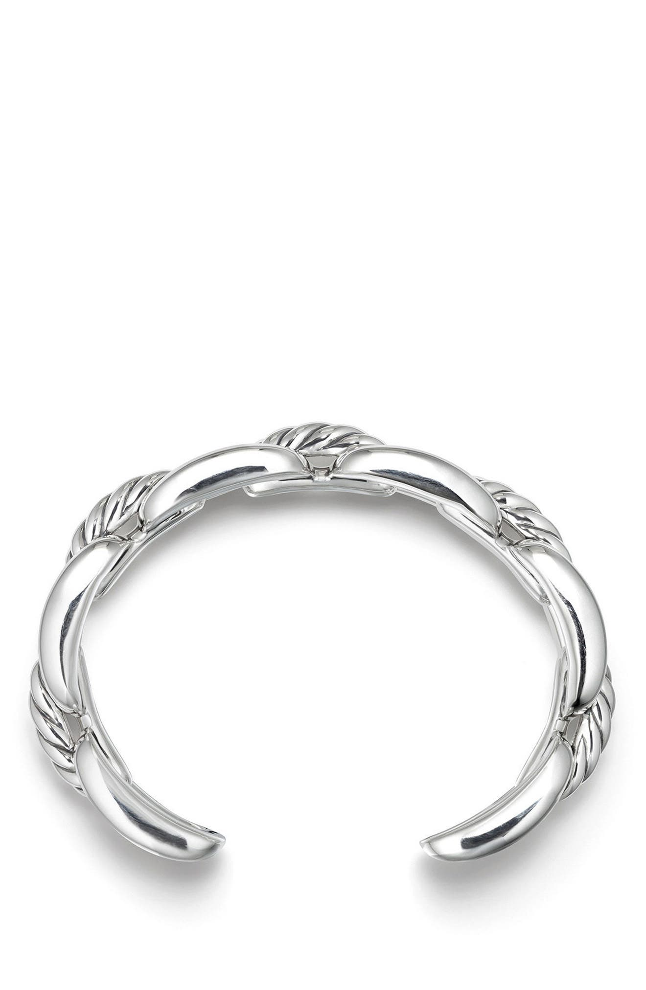 Main Image - David Yurman Wellesley Chain Link Cuff Bracelet