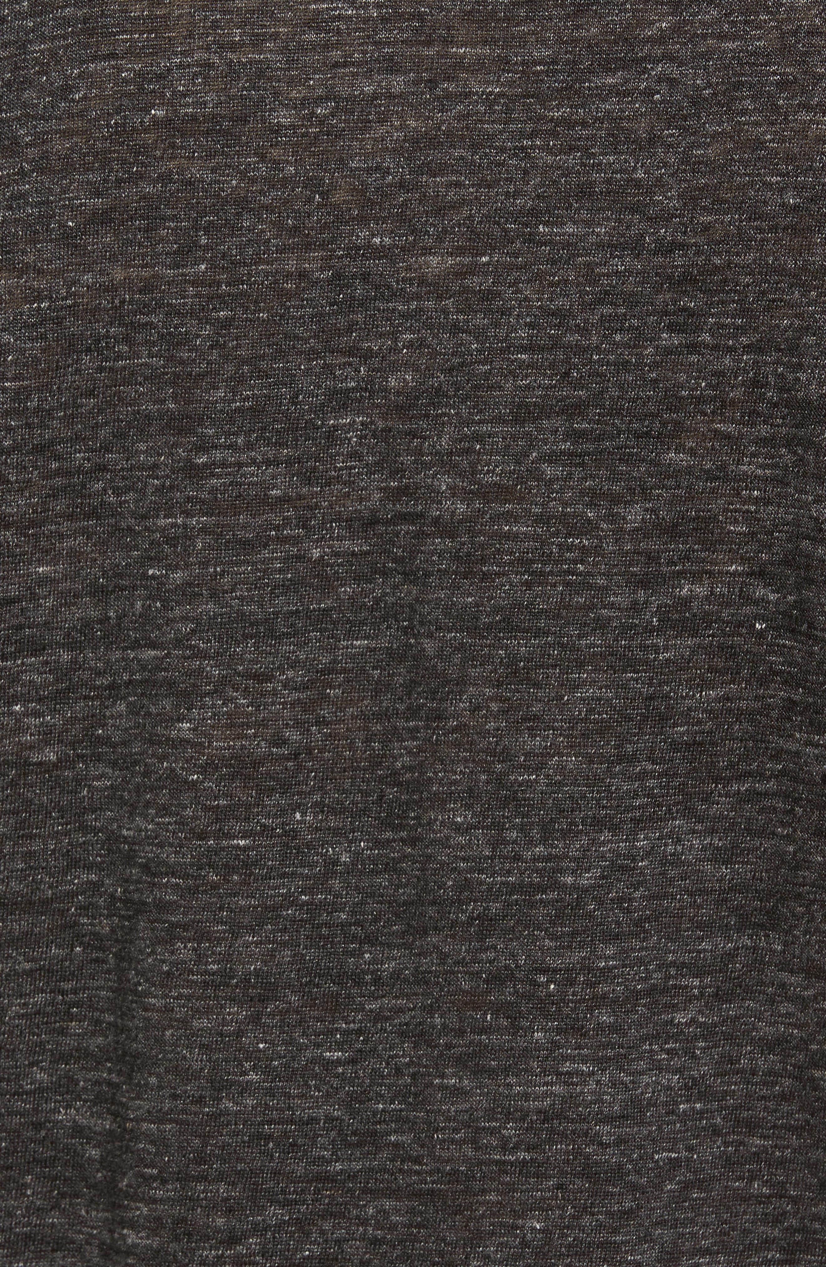 Alternate Image 5  - Theory Linen Polo