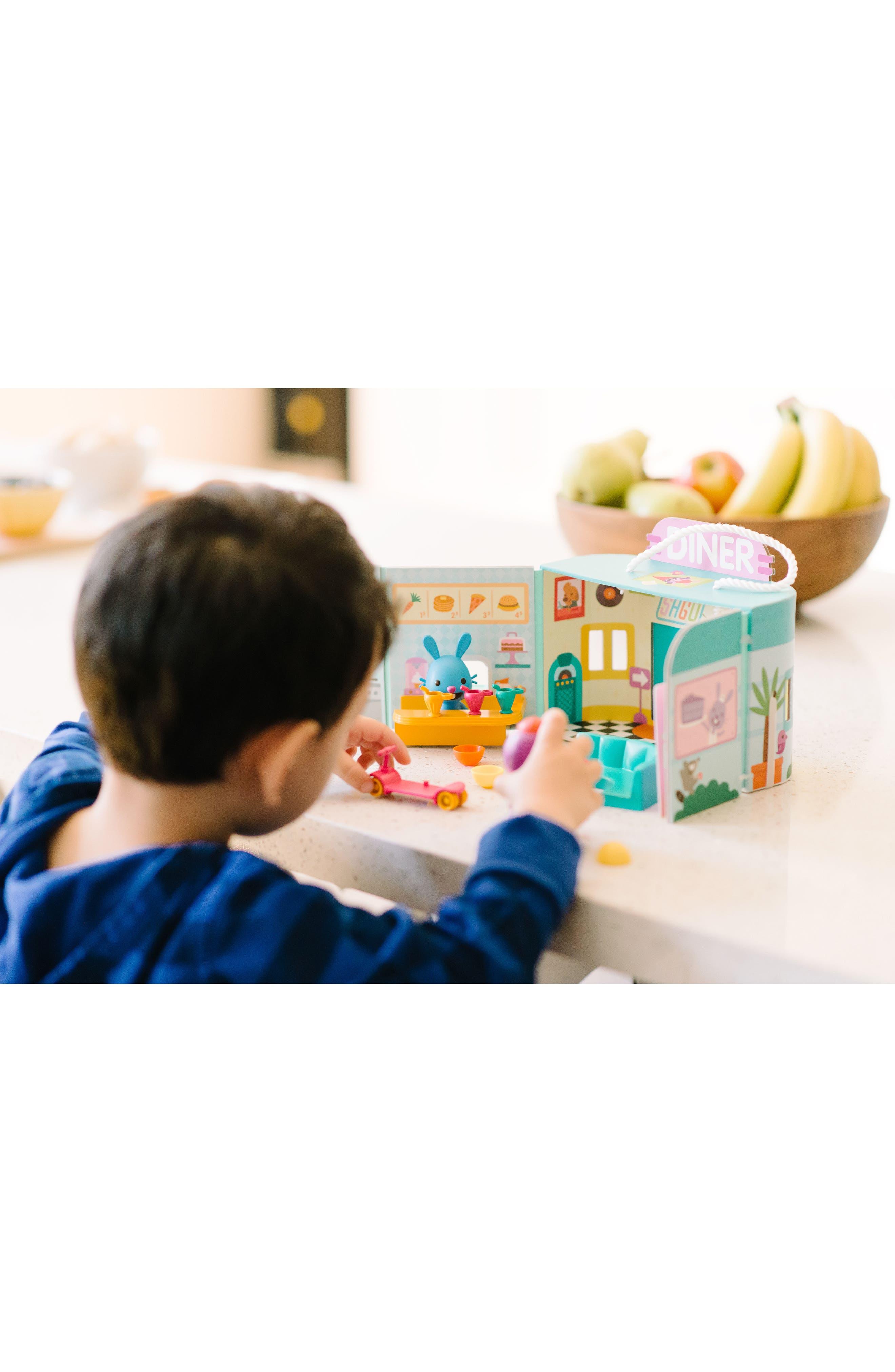 Alternate Image 2  - Sago Mini Jack's Diner Portable Play Set